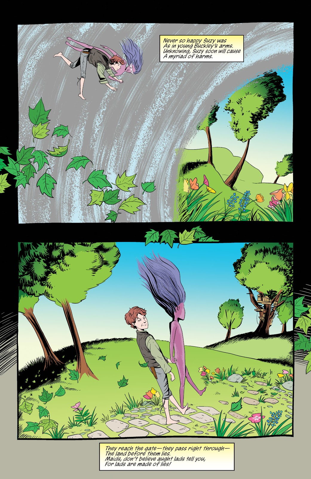 Read online The Children's Crusade comic -  Issue # _TPB (Part 1) - 78