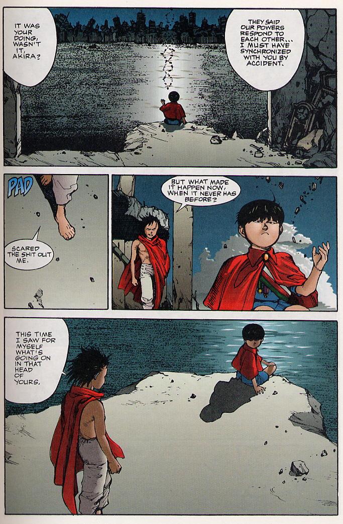Read online Akira comic -  Issue #19 - 10