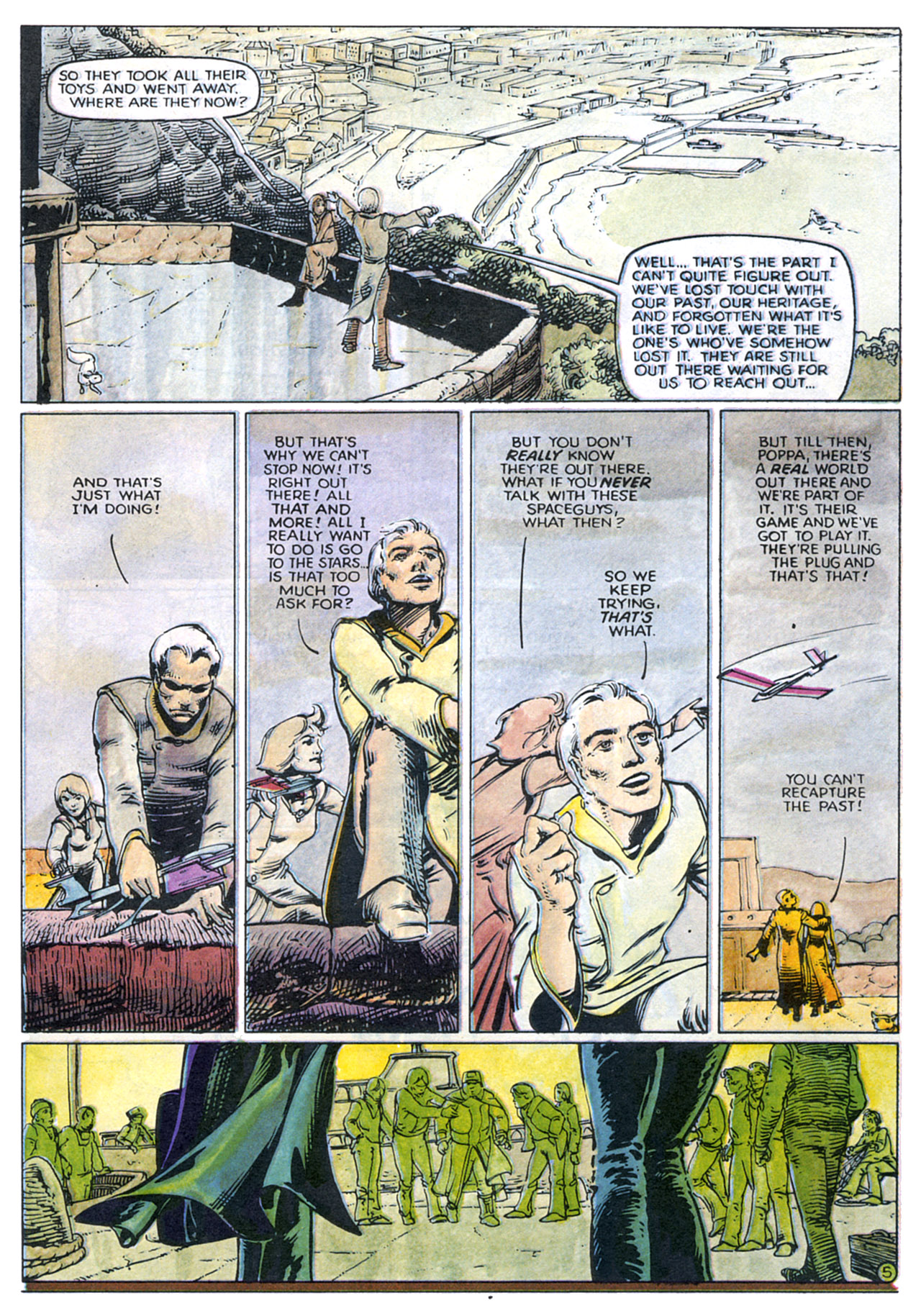 Read online Star*Reach comic -  Issue #13 - 22
