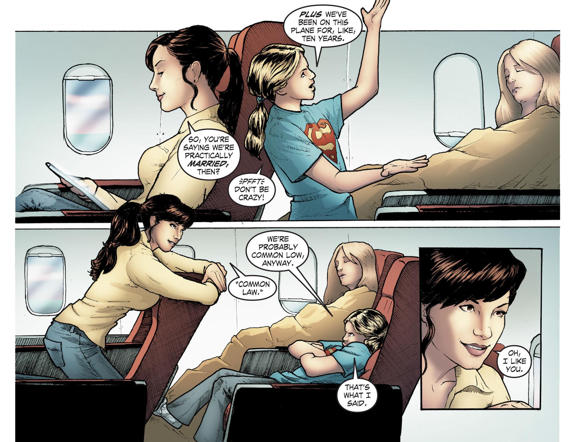 Read online Smallville: Season 11 comic -  Issue #41 - 4