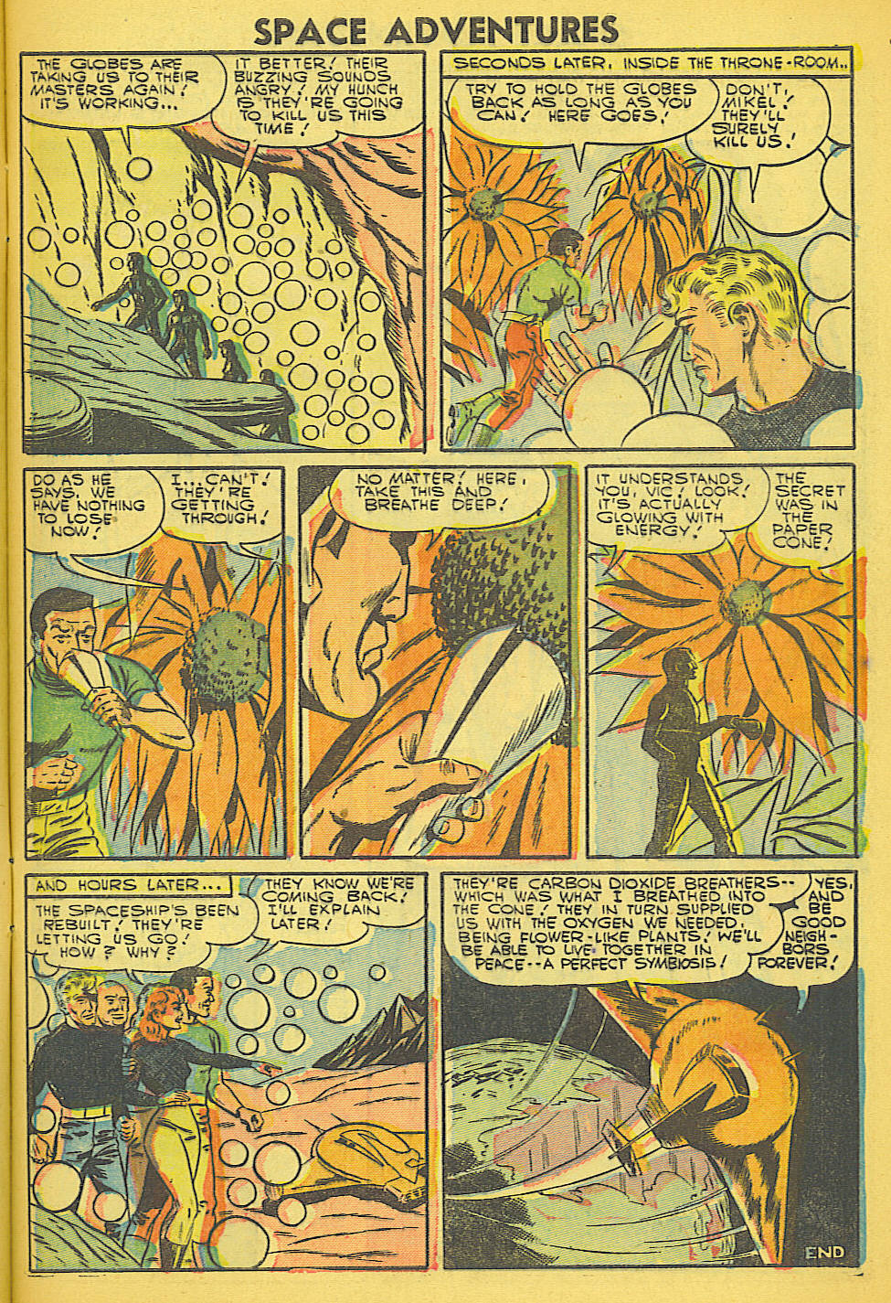 Space Adventures (1952) issue 21 - Page 9