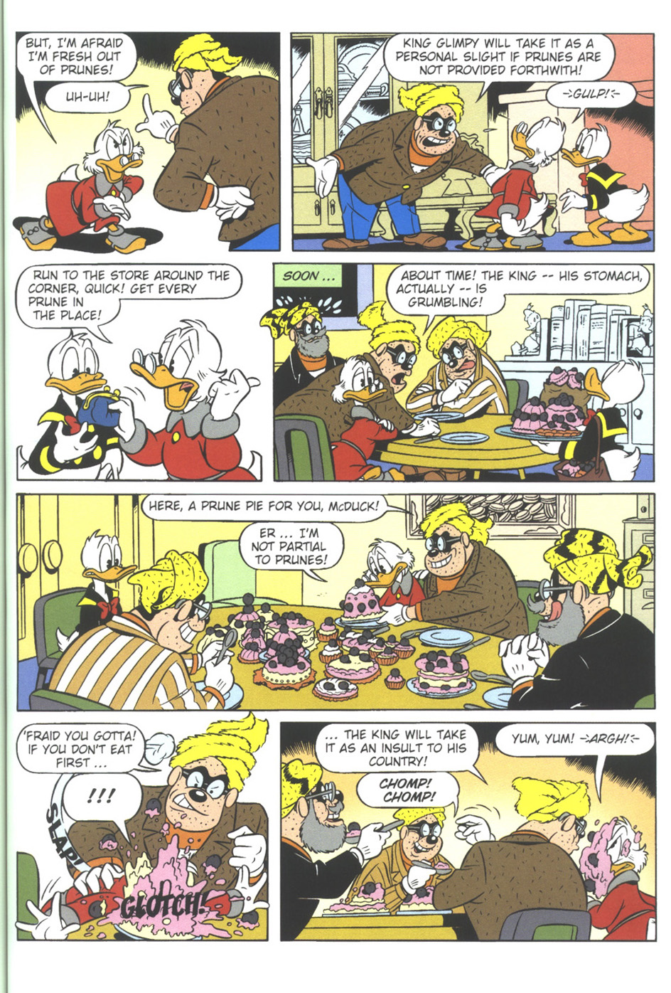 Read online Uncle Scrooge (1953) comic -  Issue #309 - 55