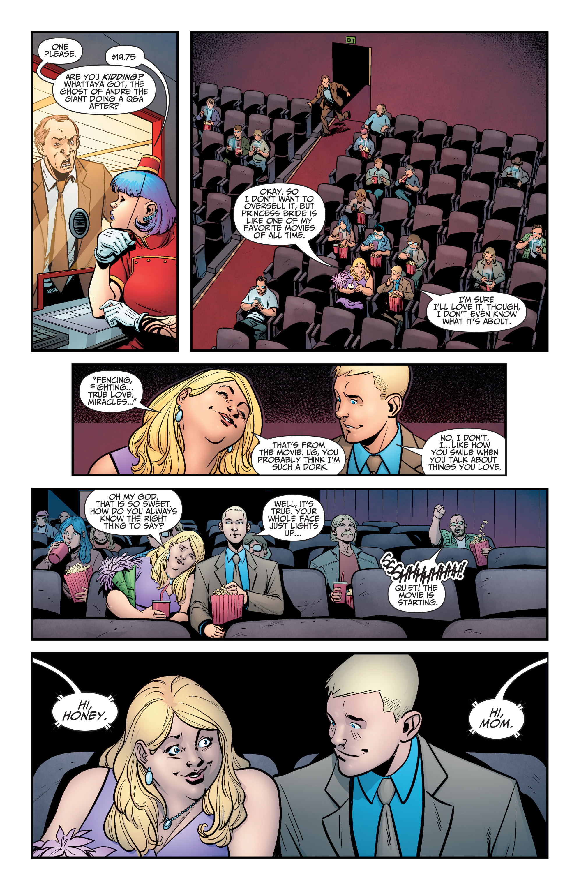 Read online A&A: The Adventures of Archer & Armstrong comic -  Issue #5 - 12