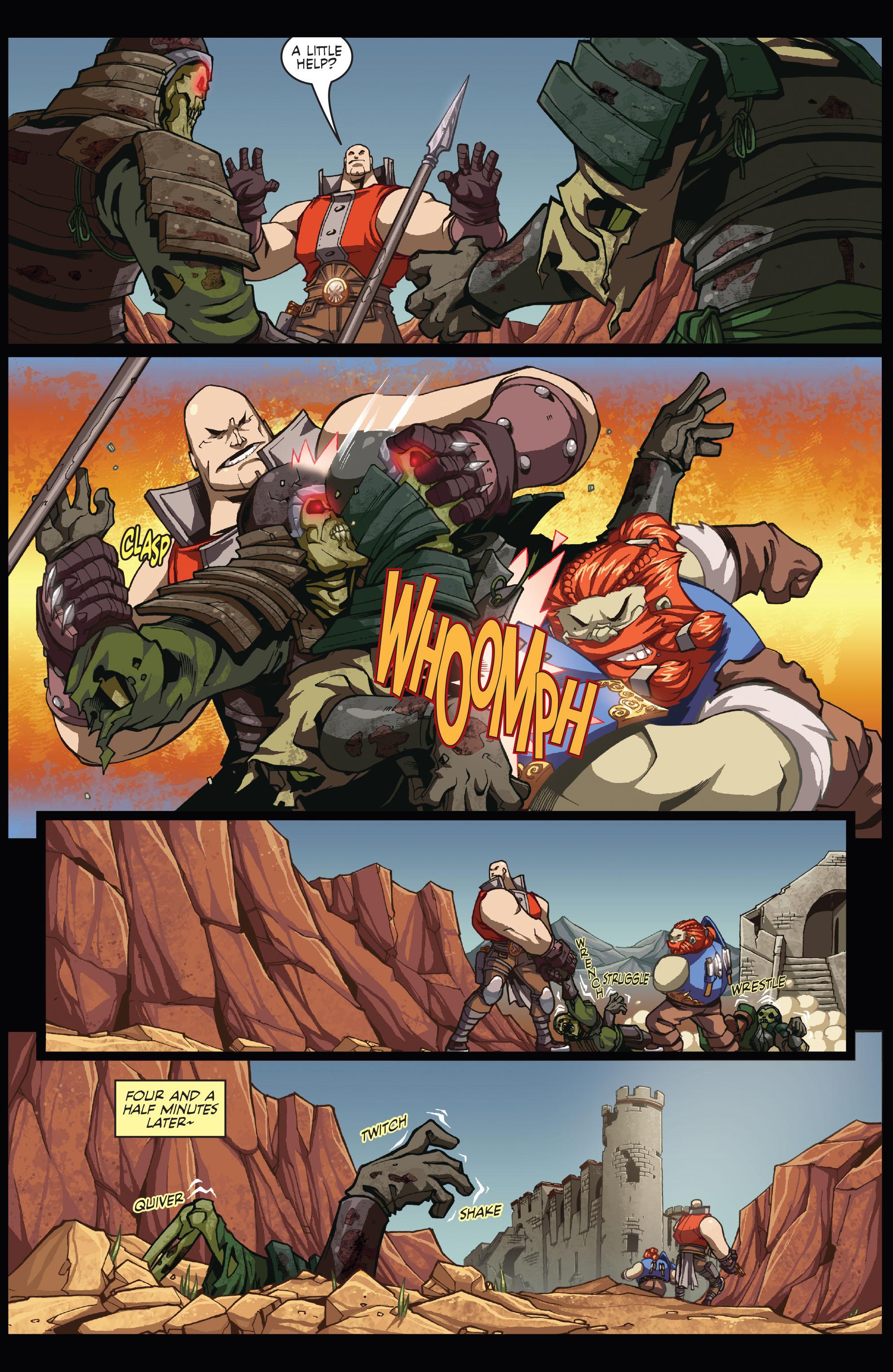 Read online Skullkickers comic -  Issue #3 - 14