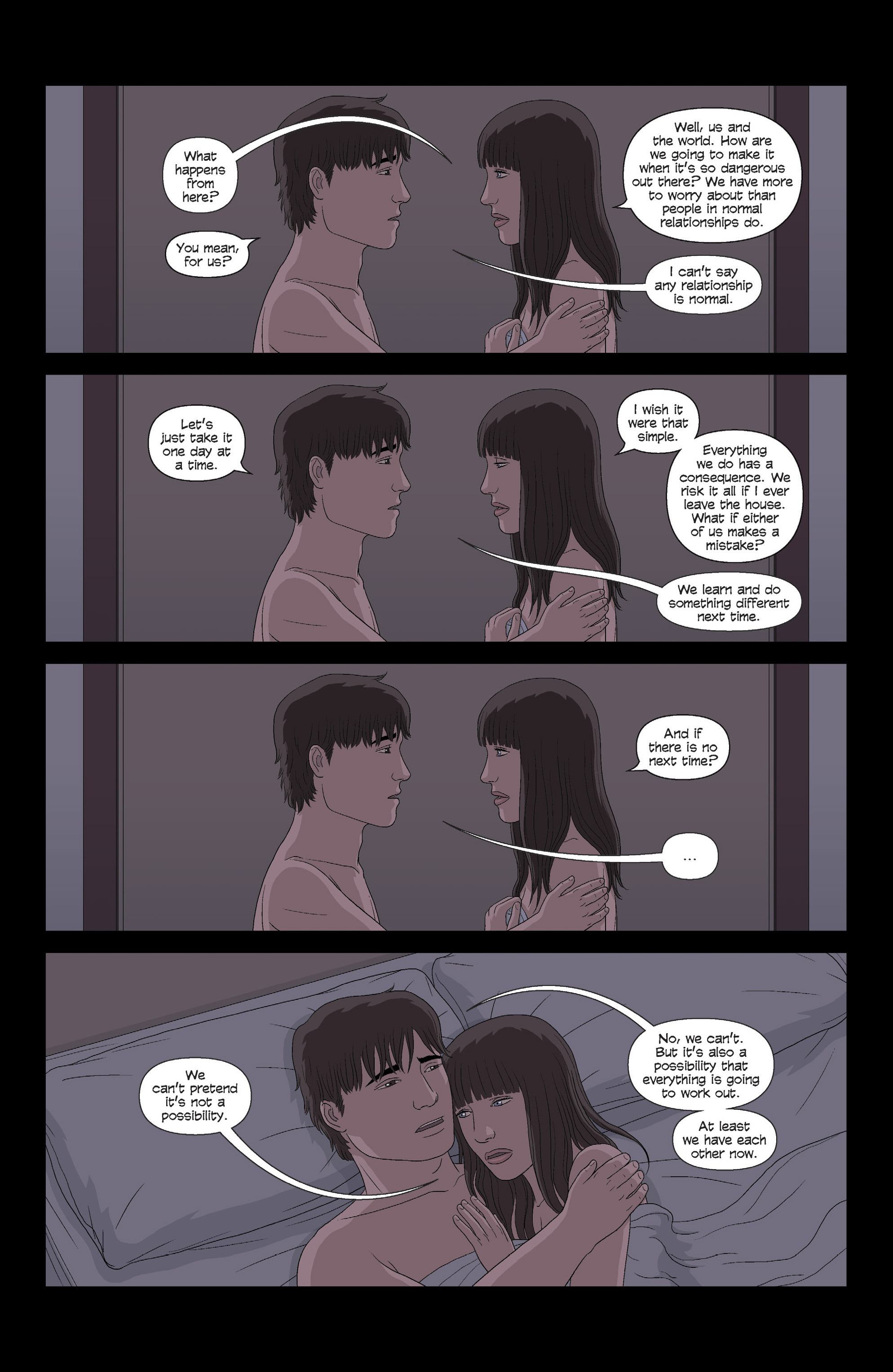 Read online Alex   Ada comic -  Issue # _TPB 3 - 12