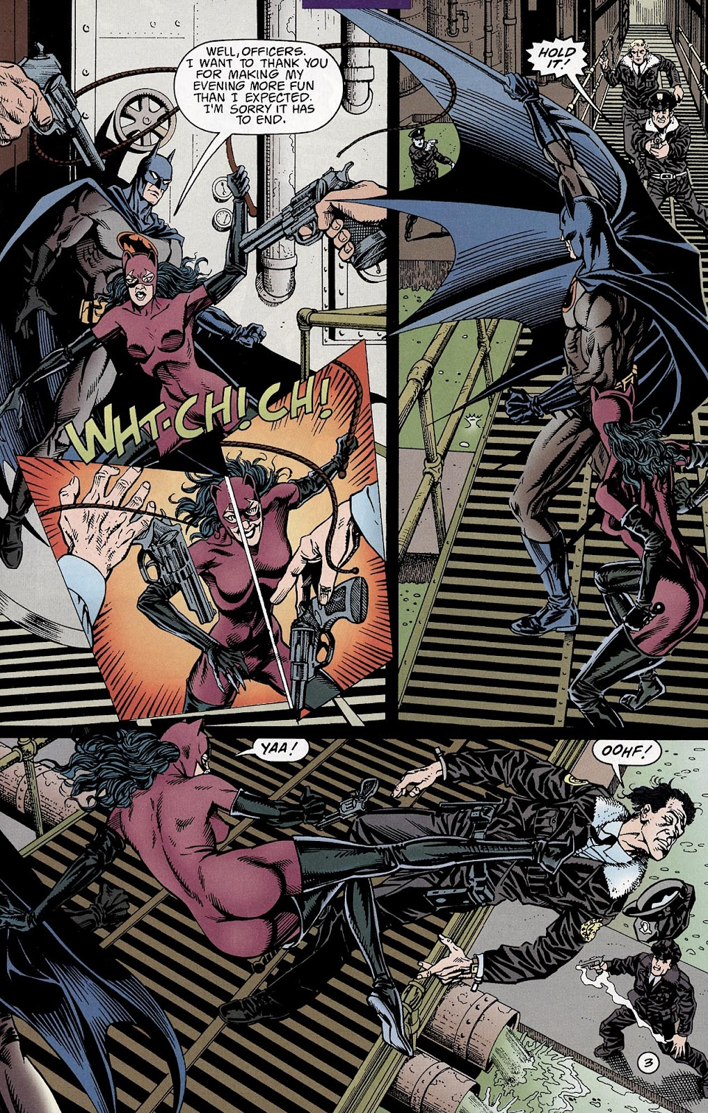 Catwoman (1993) Annual 3 #3 - English 4