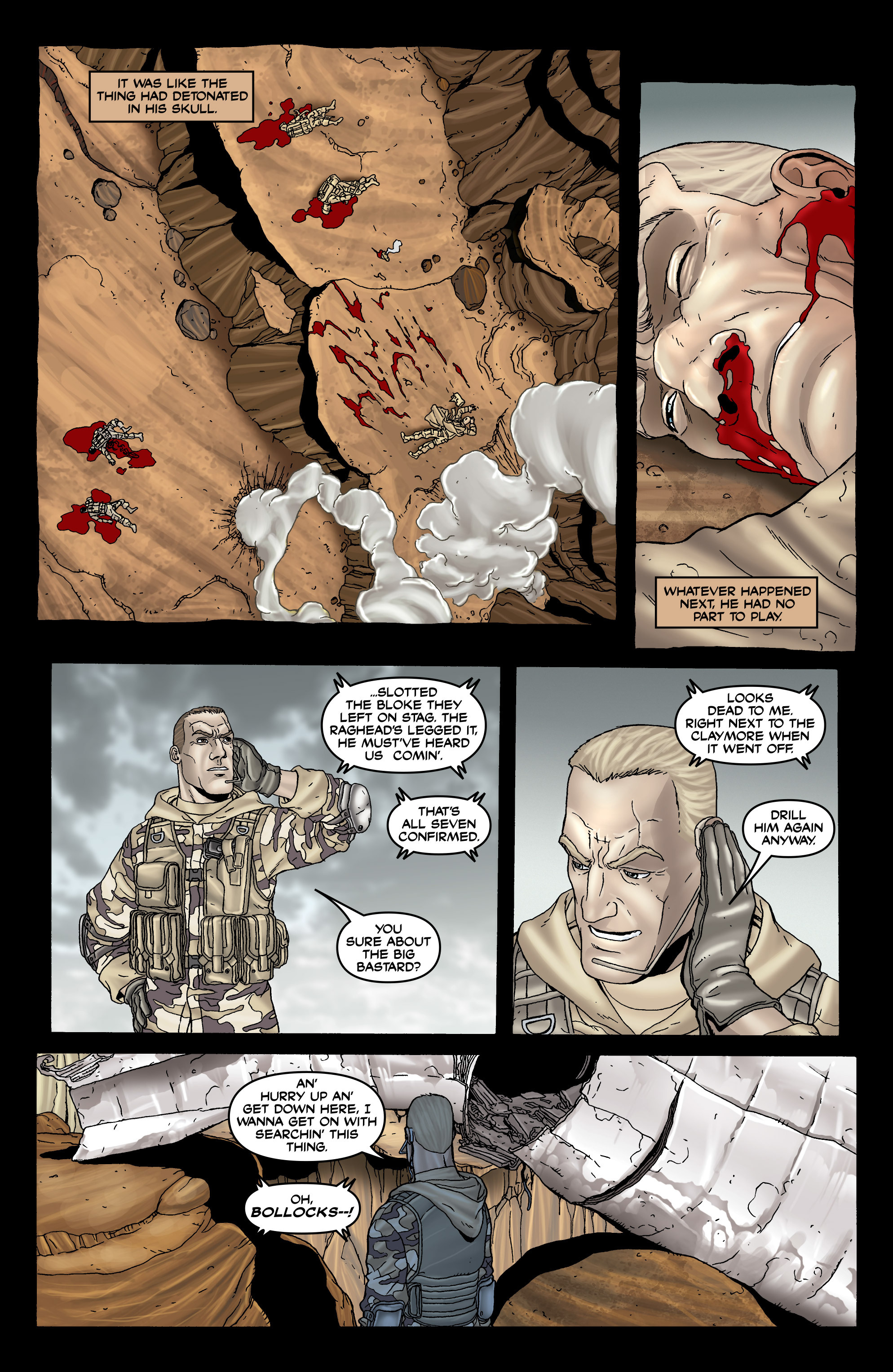 Read online 303 comic -  Issue #2 - 19