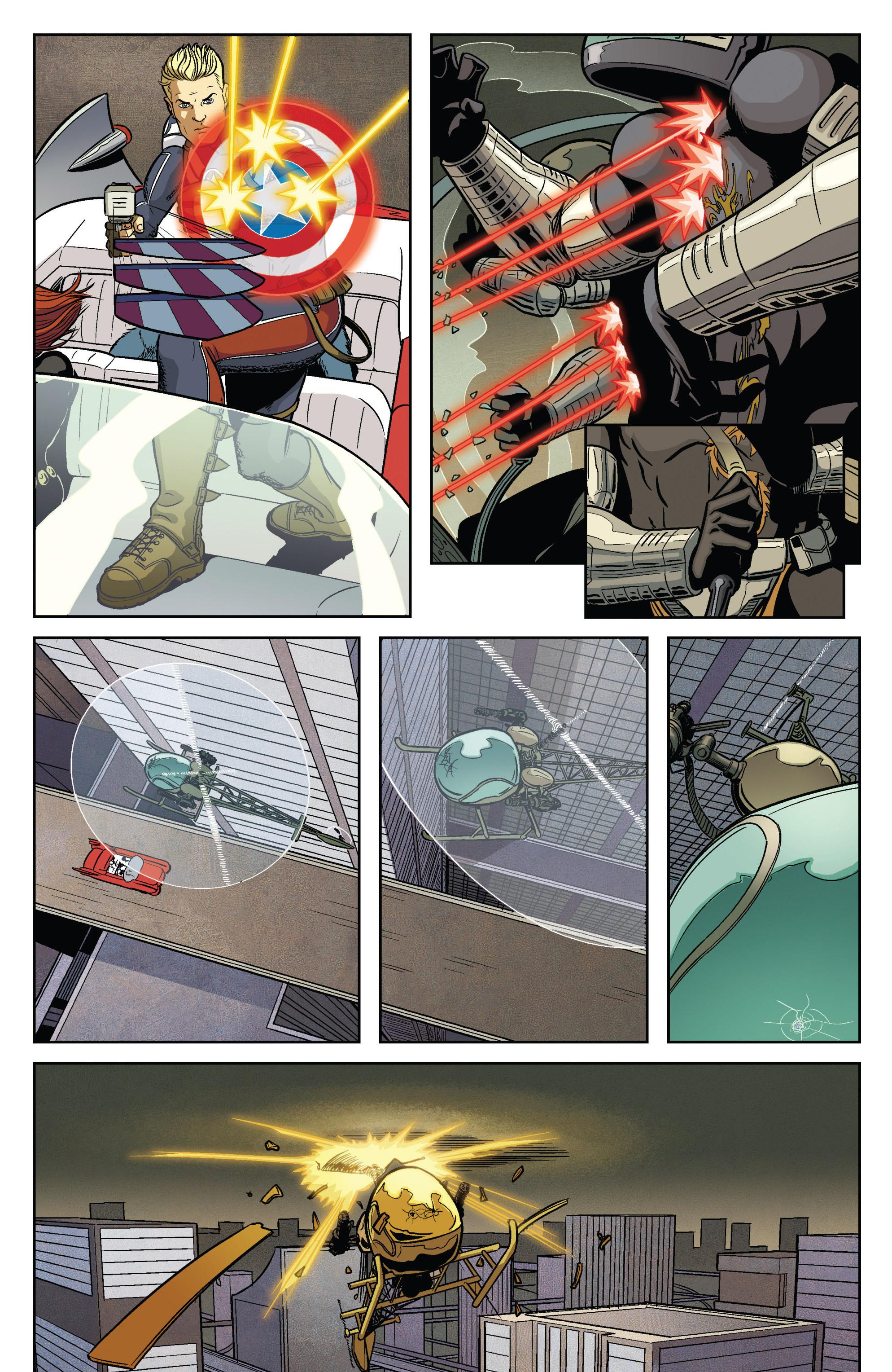 Read online Secret Avengers (2010) comic -  Issue #16 - 14