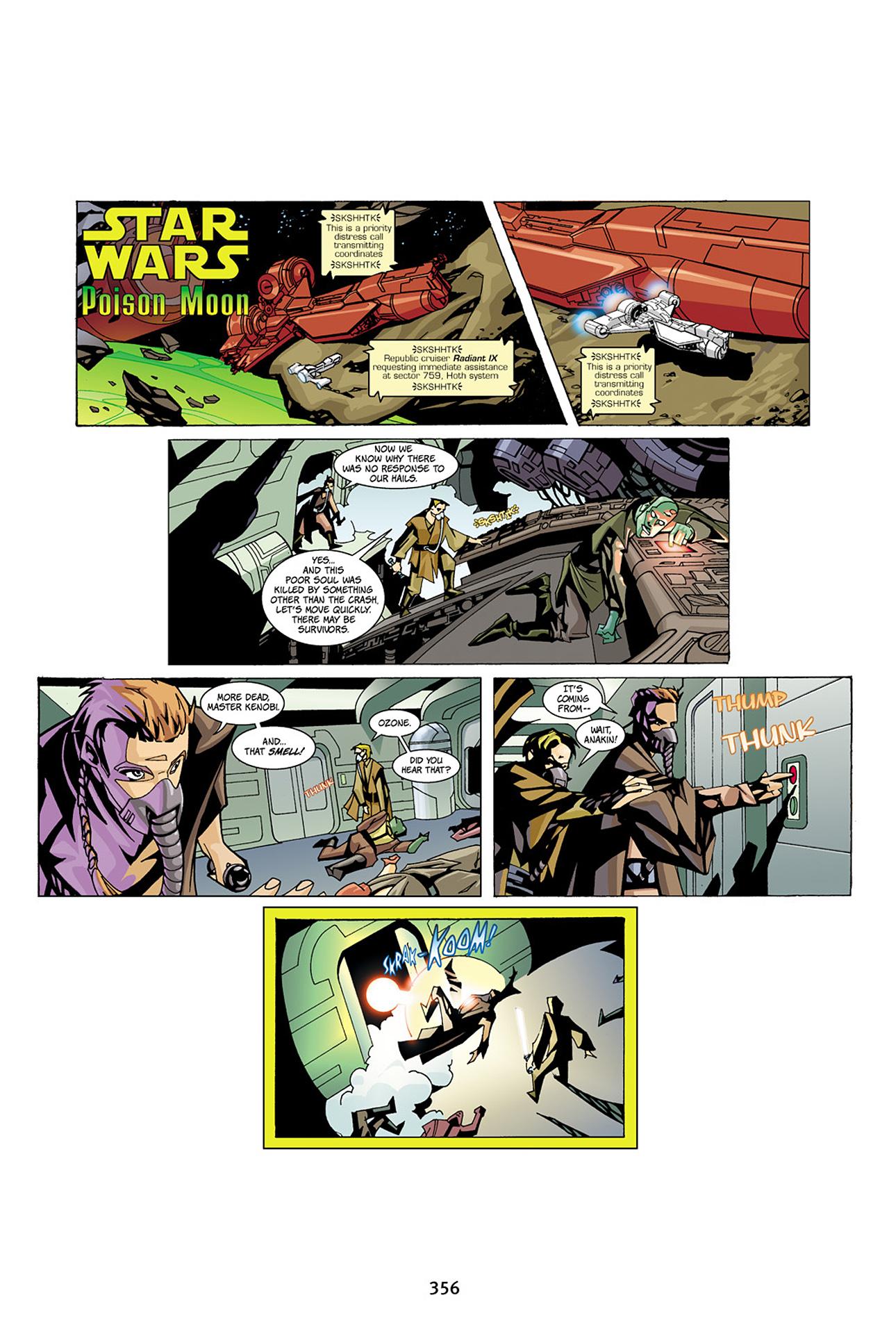 Read online Star Wars Omnibus comic -  Issue # Vol. 10 - 350