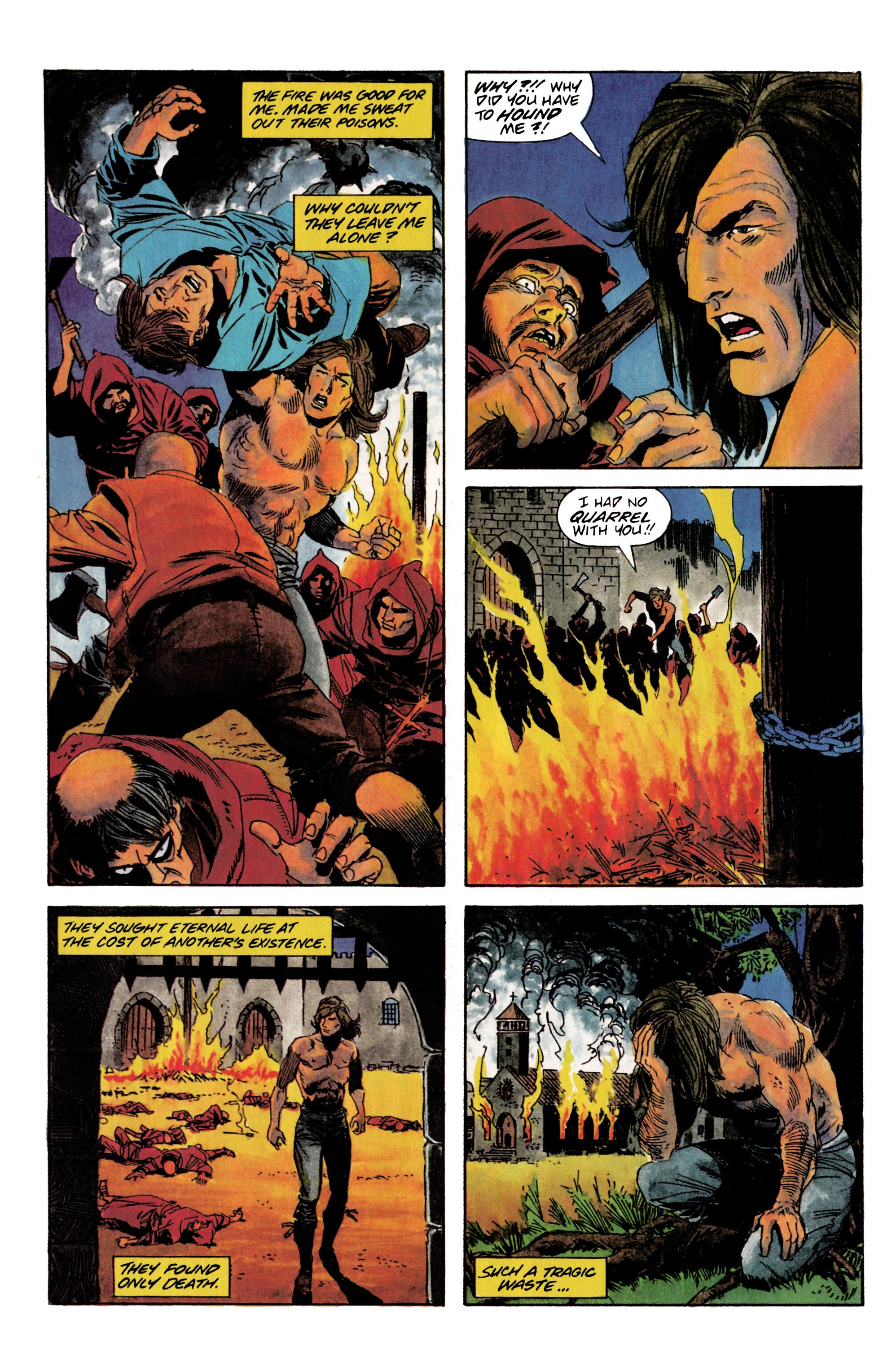 Read online Eternal Warrior (1992) comic -  Issue #5 - 5