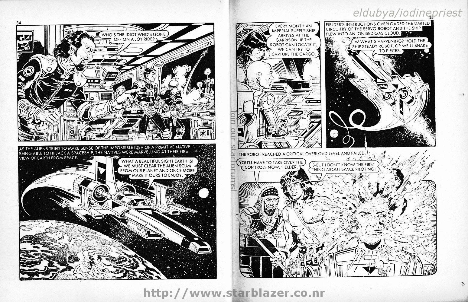 Starblazer issue 118 - Page 19