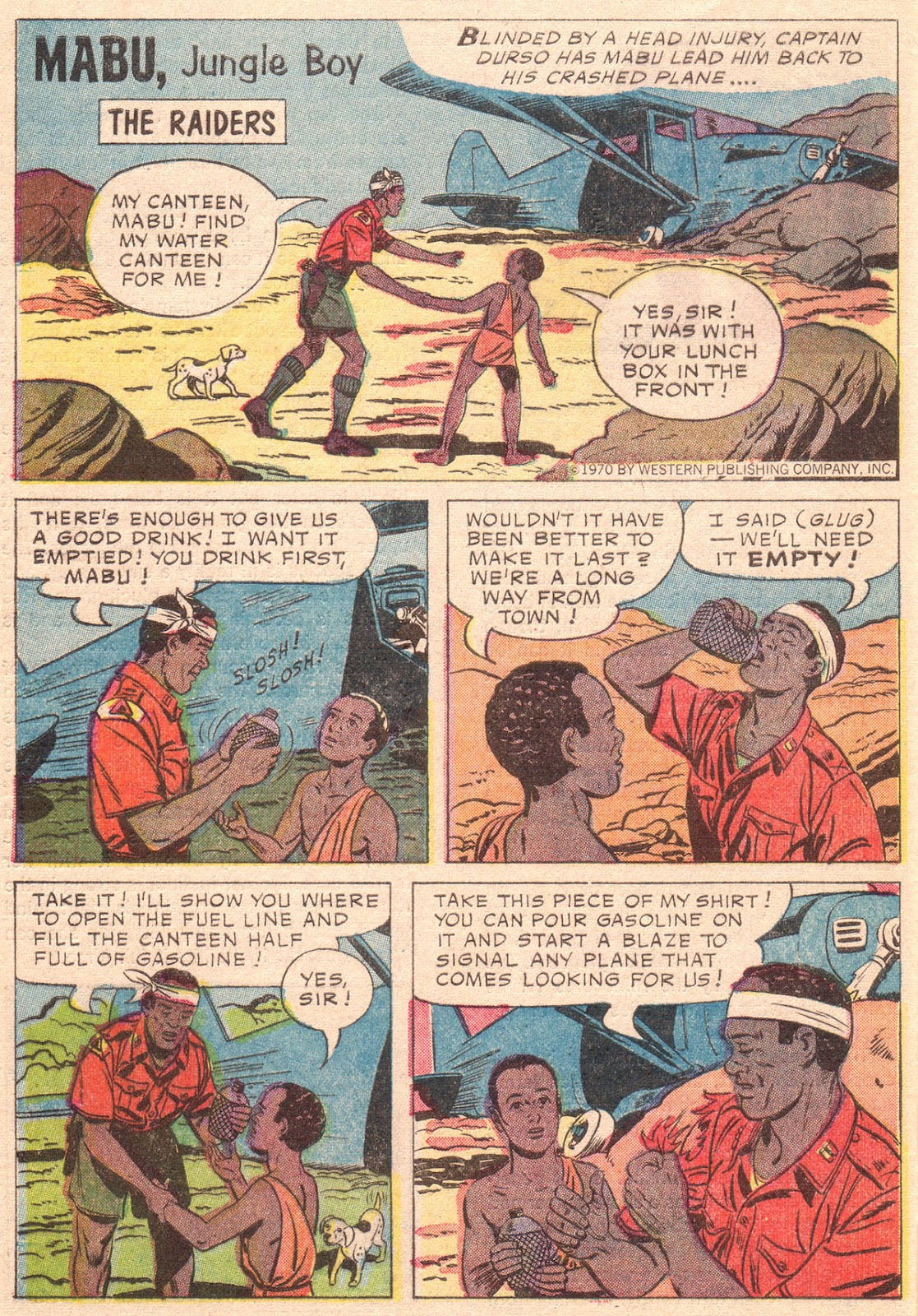 Korak, Son of Tarzan (1964) issue 35 - Page 28