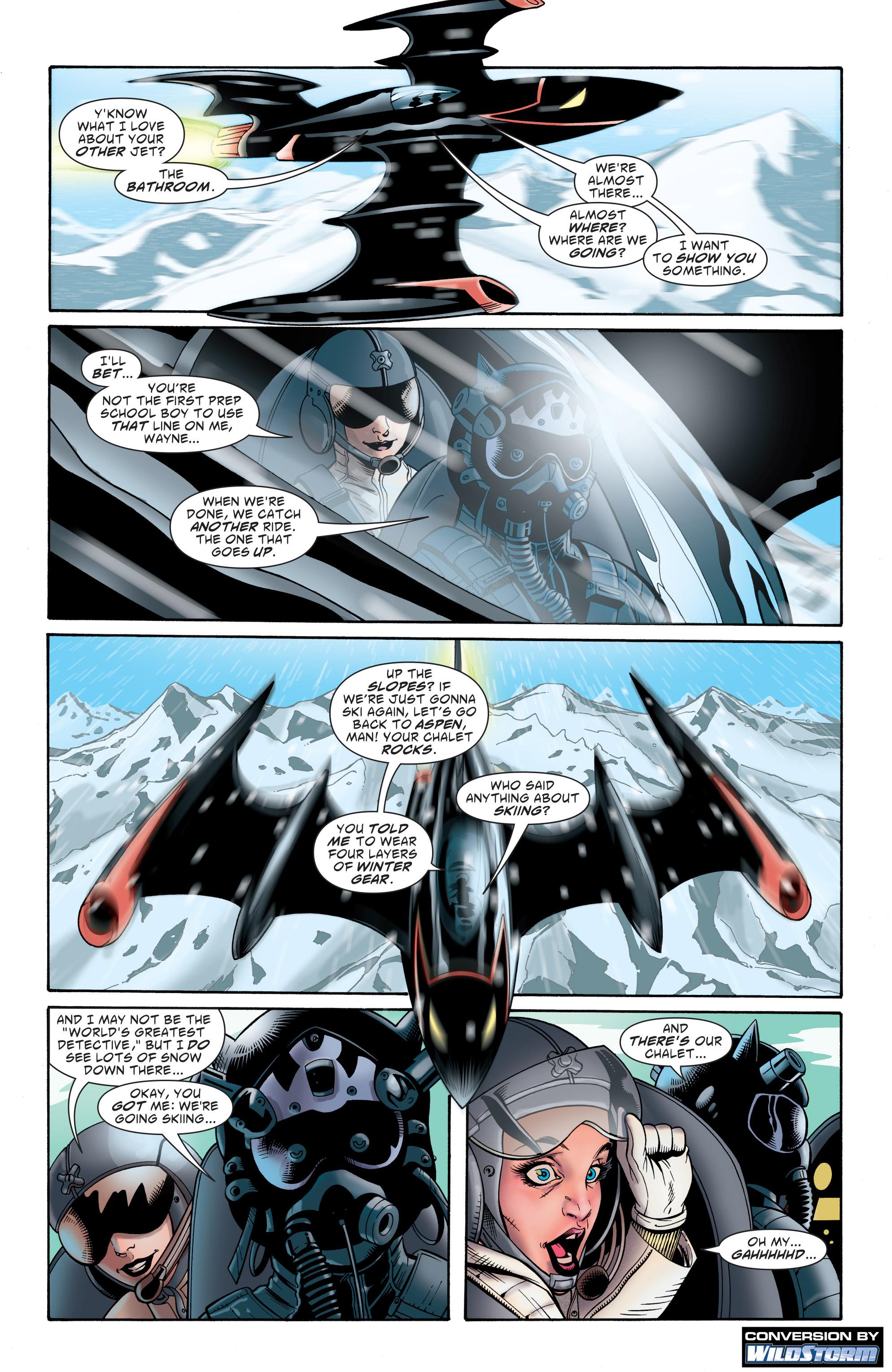 Read online Batman: The Widening Gyre comic -  Issue #6 - 3