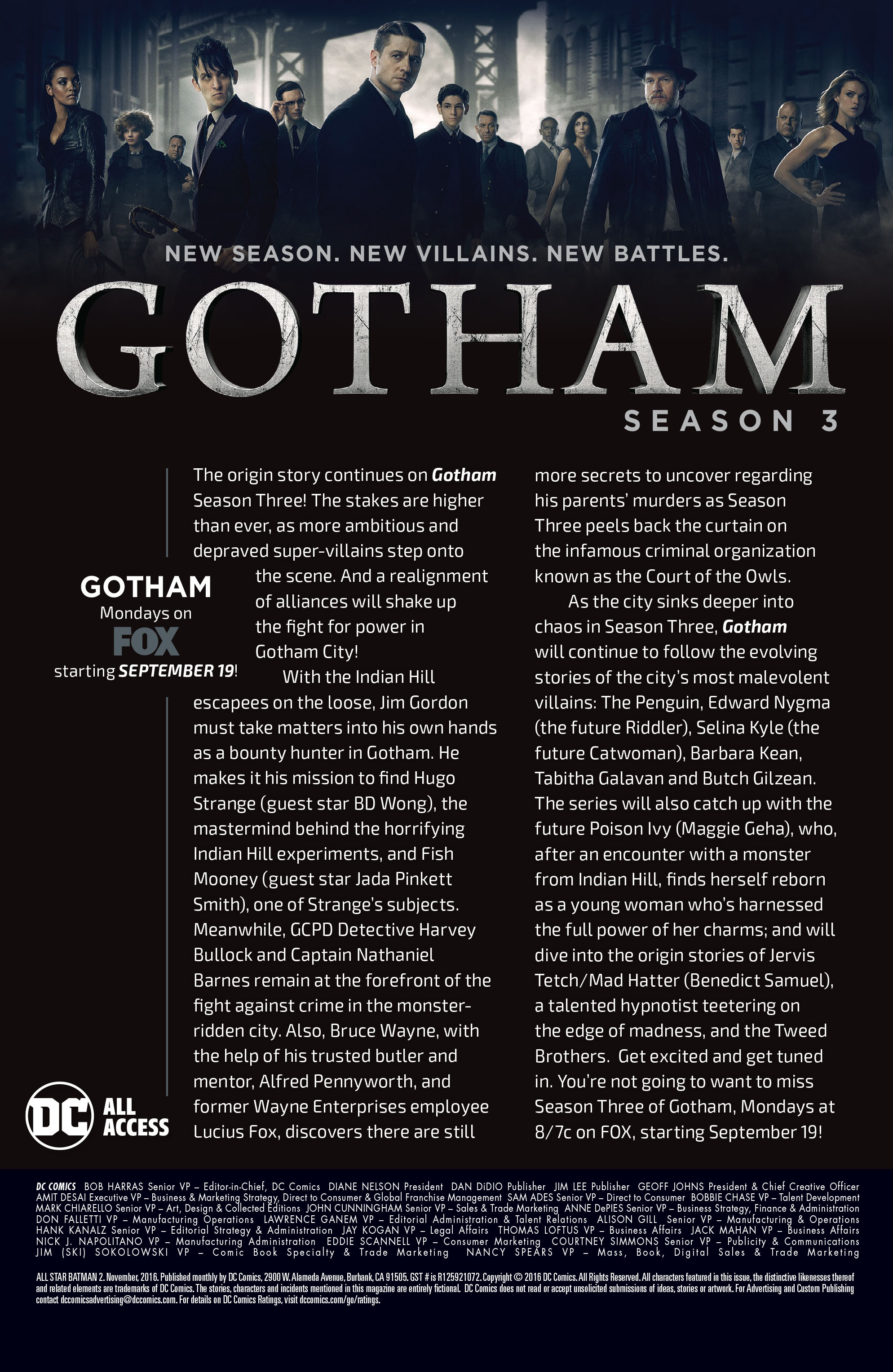 Read online All-Star Batman comic -  Issue #2 - 37