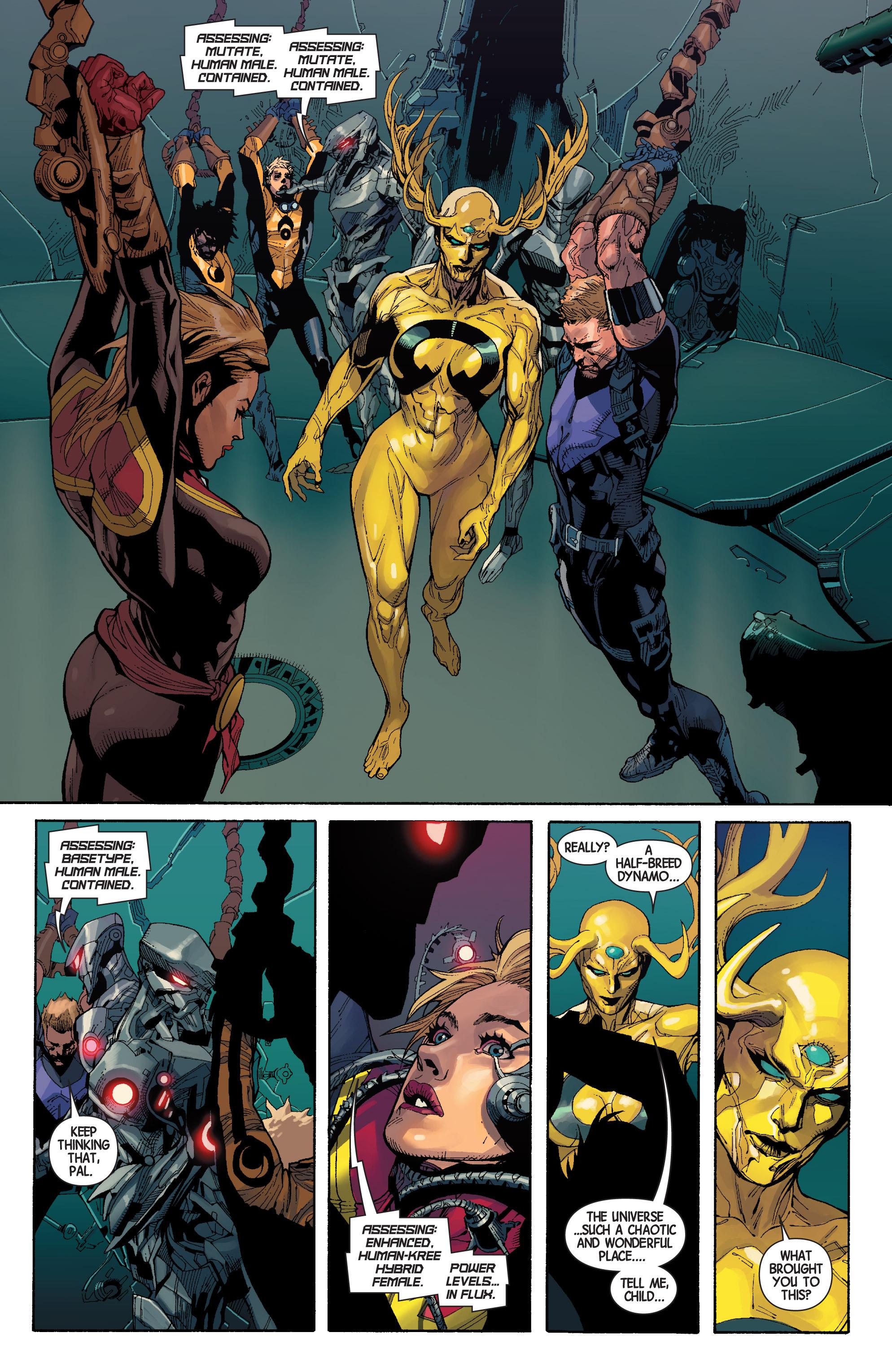 Read online Avengers (2013) comic -  Issue #Avengers (2013) _TPB 4 - 37