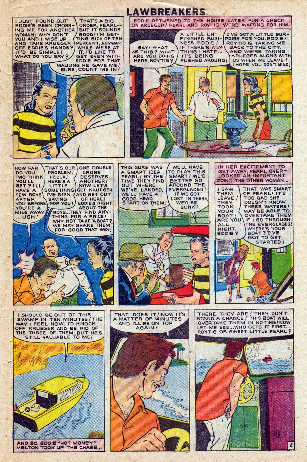 Lawbreakers Always Lose! issue 9 - Page 31