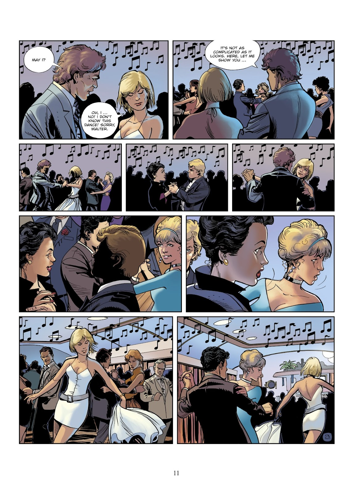XIII Mystery issue 8 - Page 13
