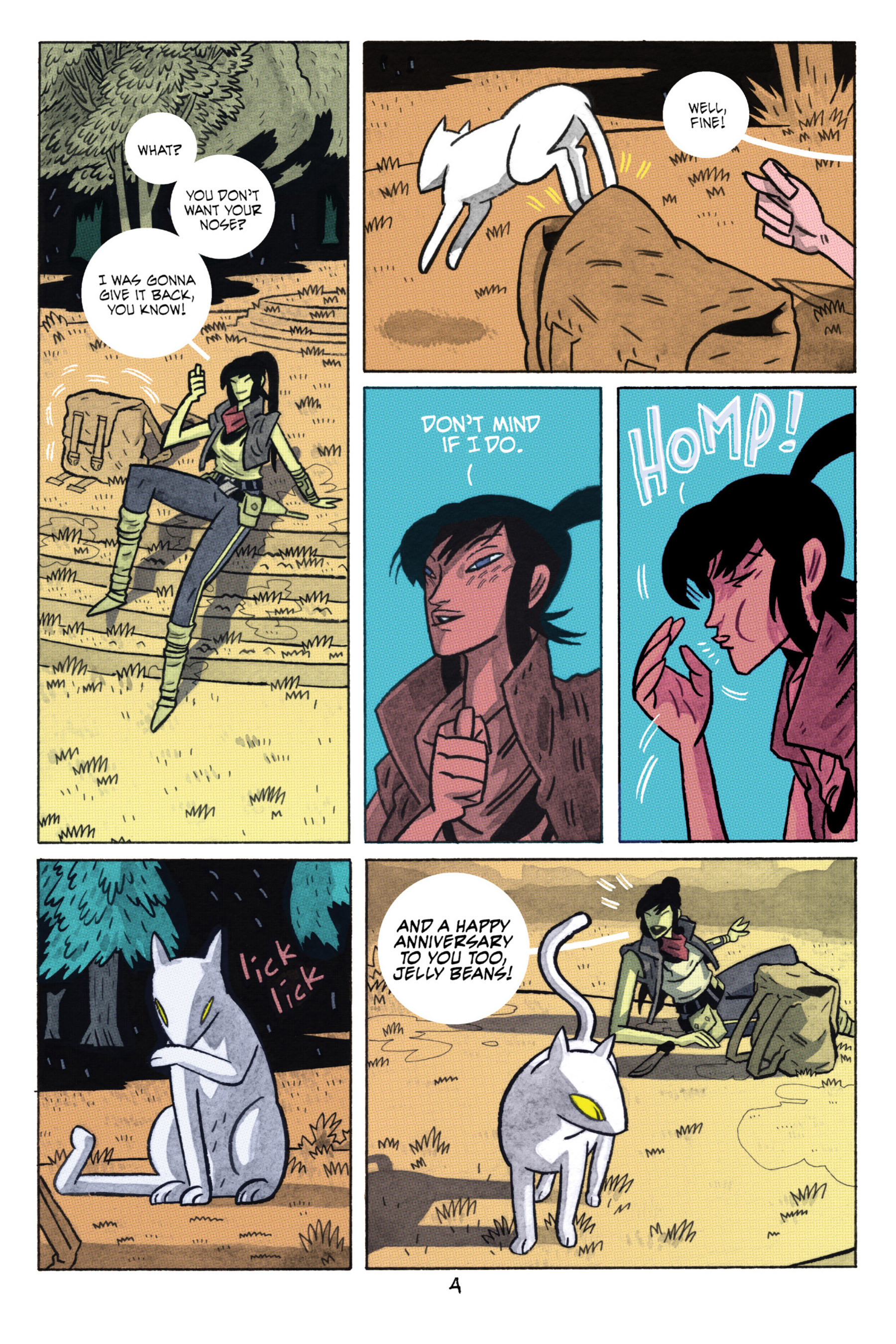 Read online ApocalyptiGirl: An Aria for the End Times comic -  Issue #ApocalyptiGirl: An Aria for the End Times Full - 12