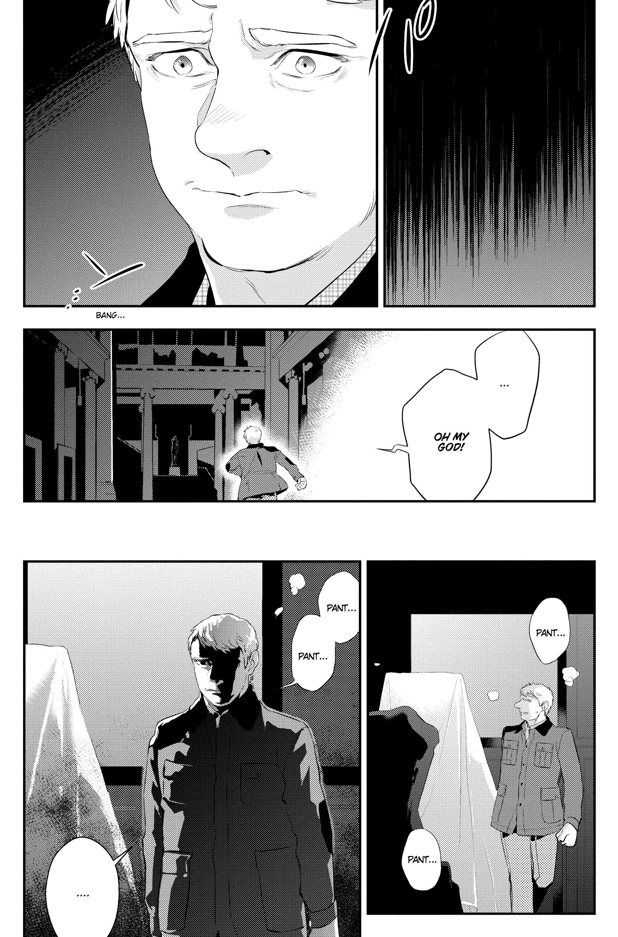 Read online Sherlock: The Blind Banker comic -  Issue #4 - 31