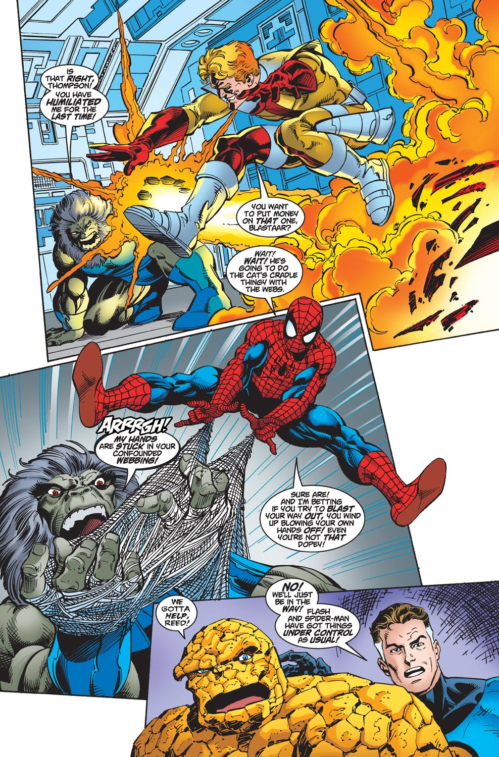 The Amazing Spider-Man (1999) 7 Page 13