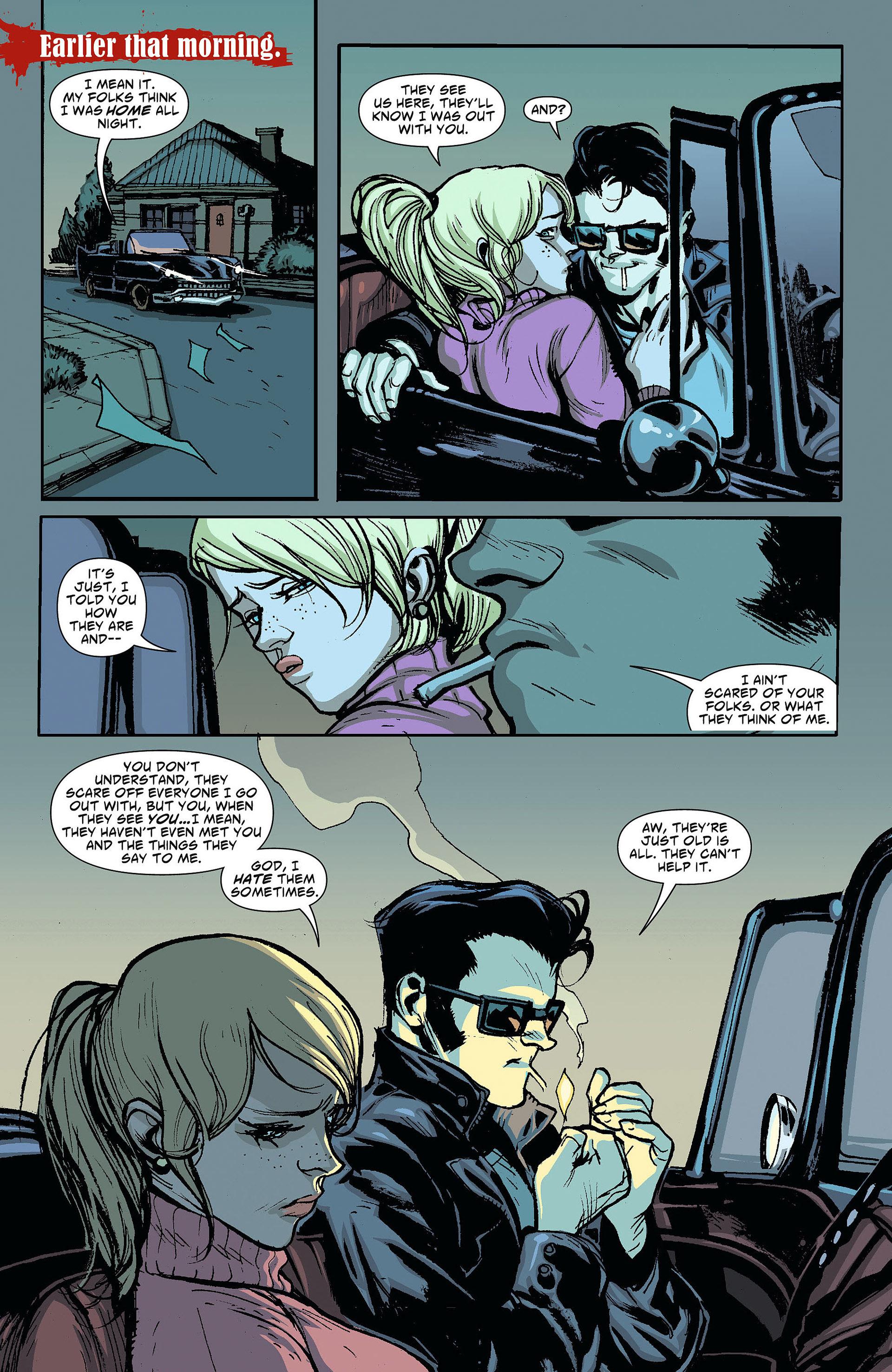 Read online American Vampire comic -  Issue #22 - 5
