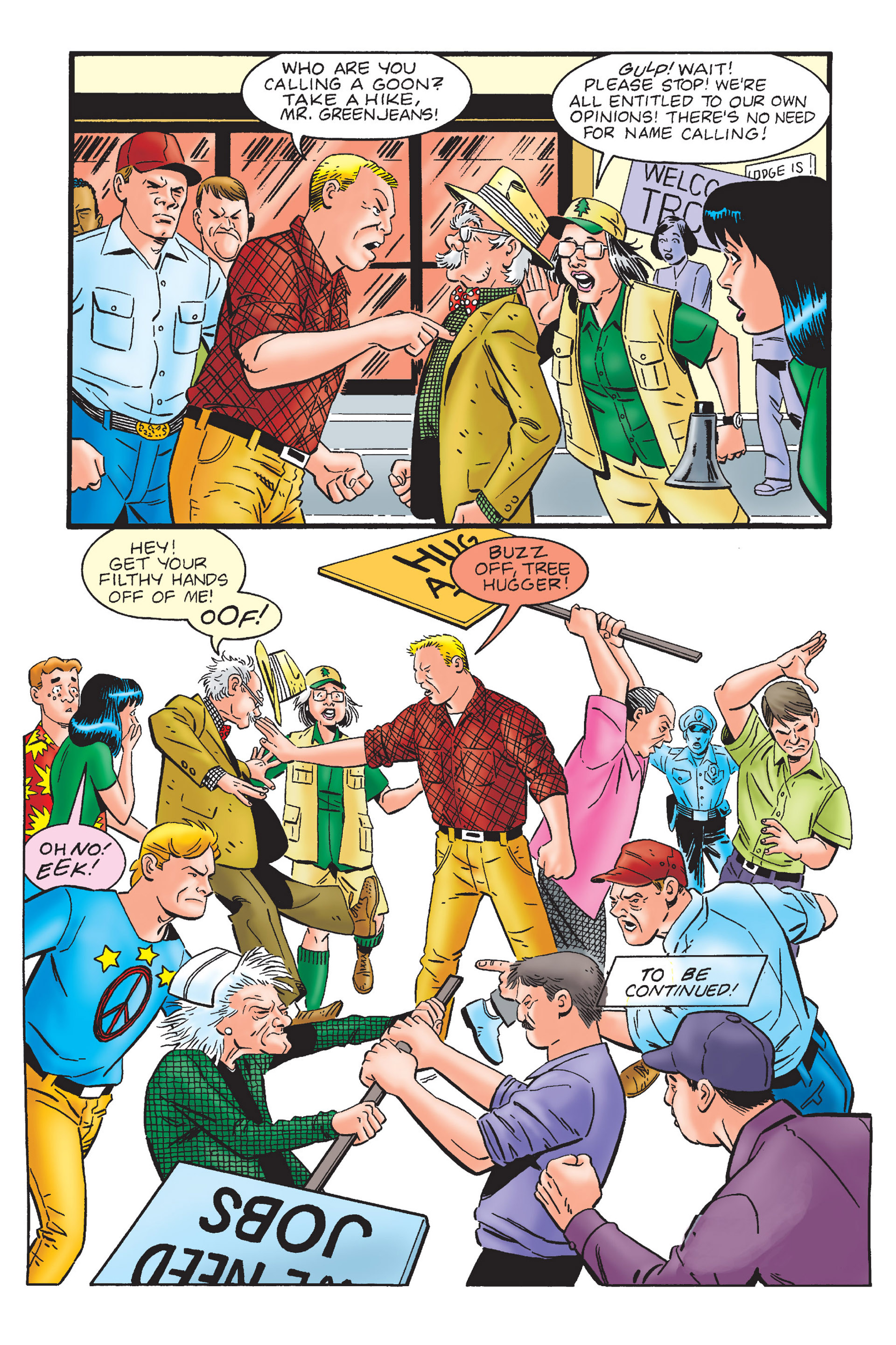 Read online Archie's New Look Series comic -  Issue #4 - 86