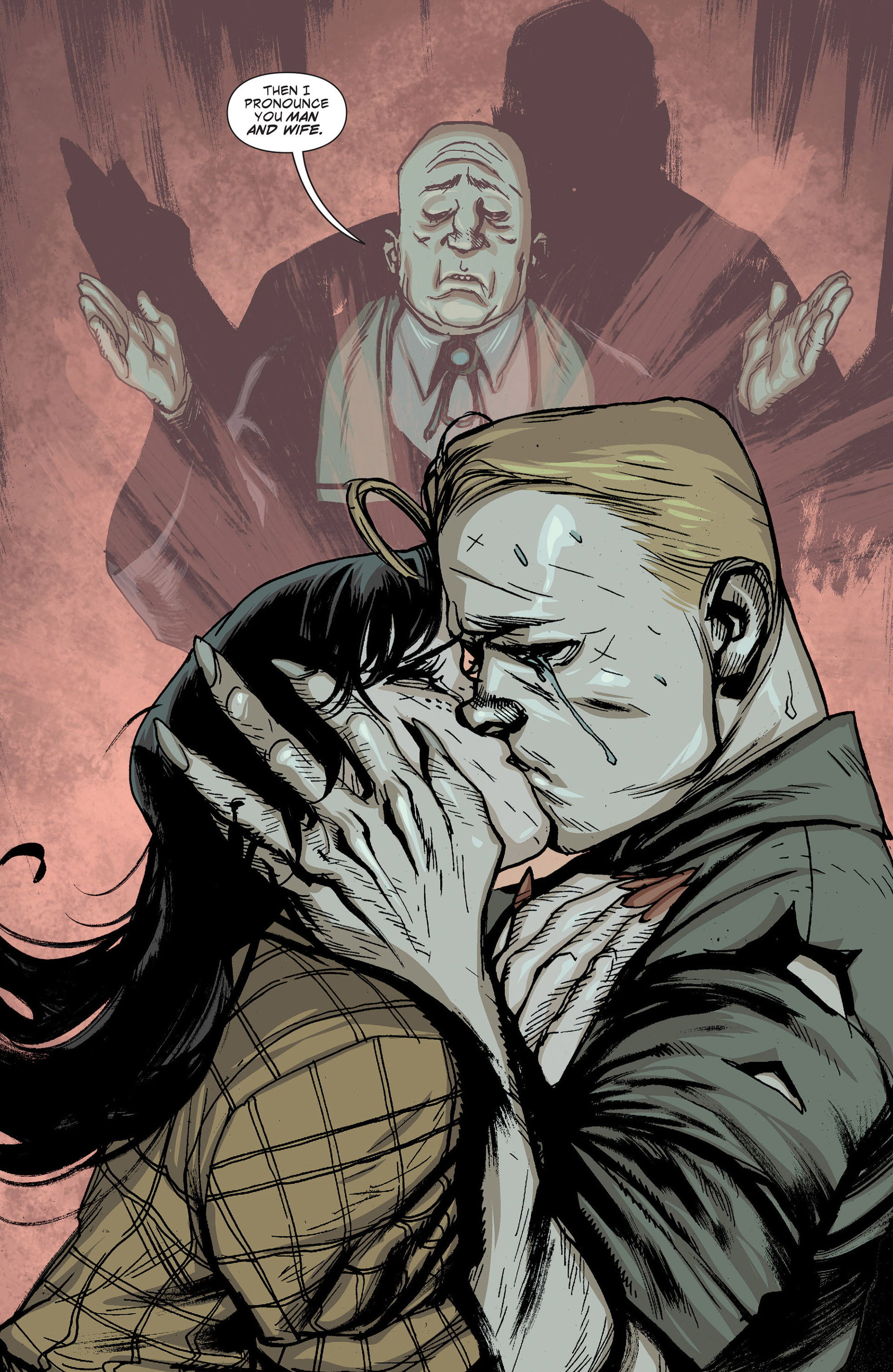 Read online American Vampire: The Long Road To Hell comic -  Issue # Full - 52