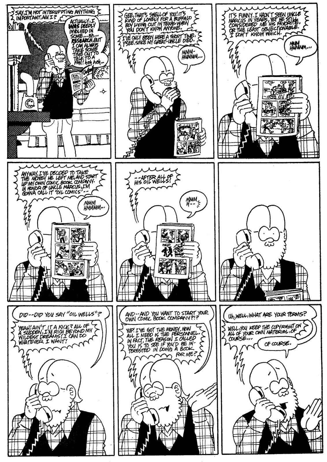 Read online The Nearly Complete Essential Hembeck Archives Omnibus comic -  Issue # TPB (Part 3) - 76