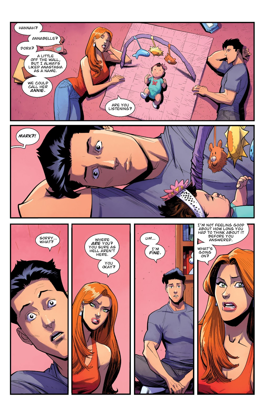 Invincible (2003) issue TPB 21 - Modern Family - Page 41