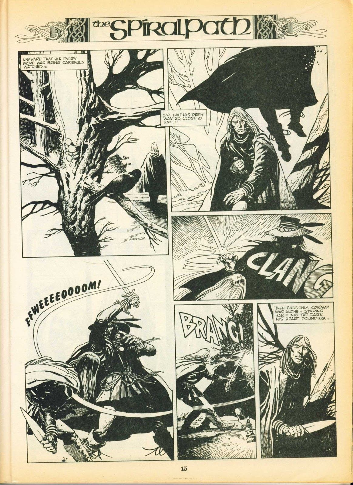 Warrior Issue #11 #12 - English 15