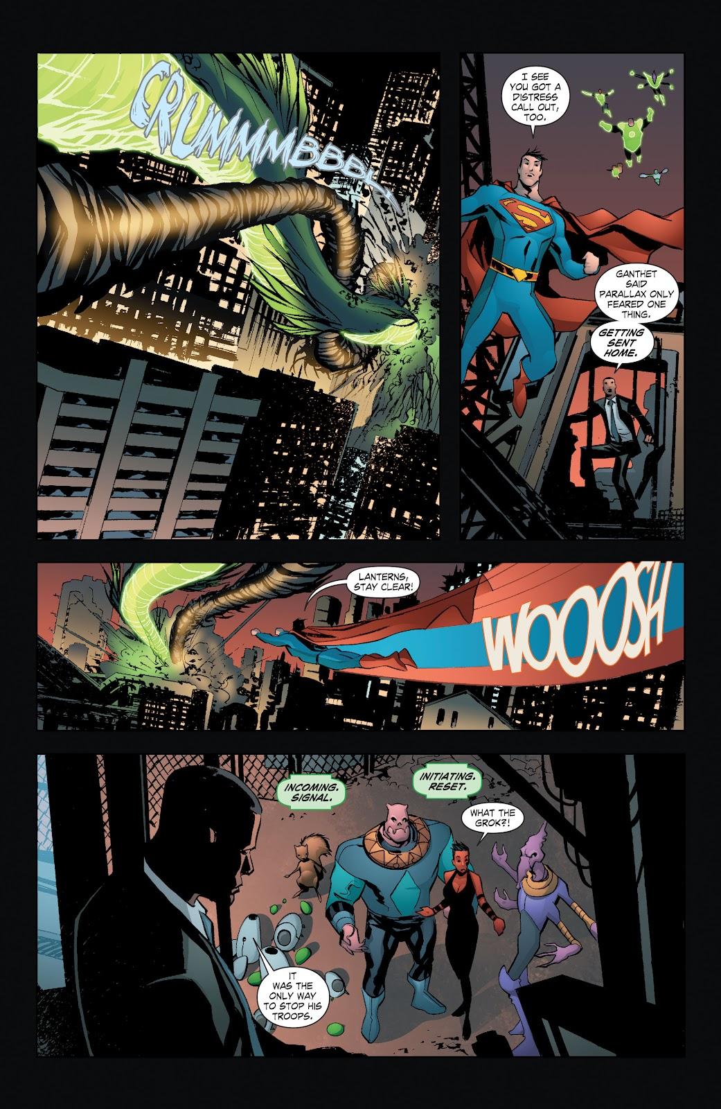 Read online Smallville Season 11 [II] comic -  Issue # TPB 7 - 125