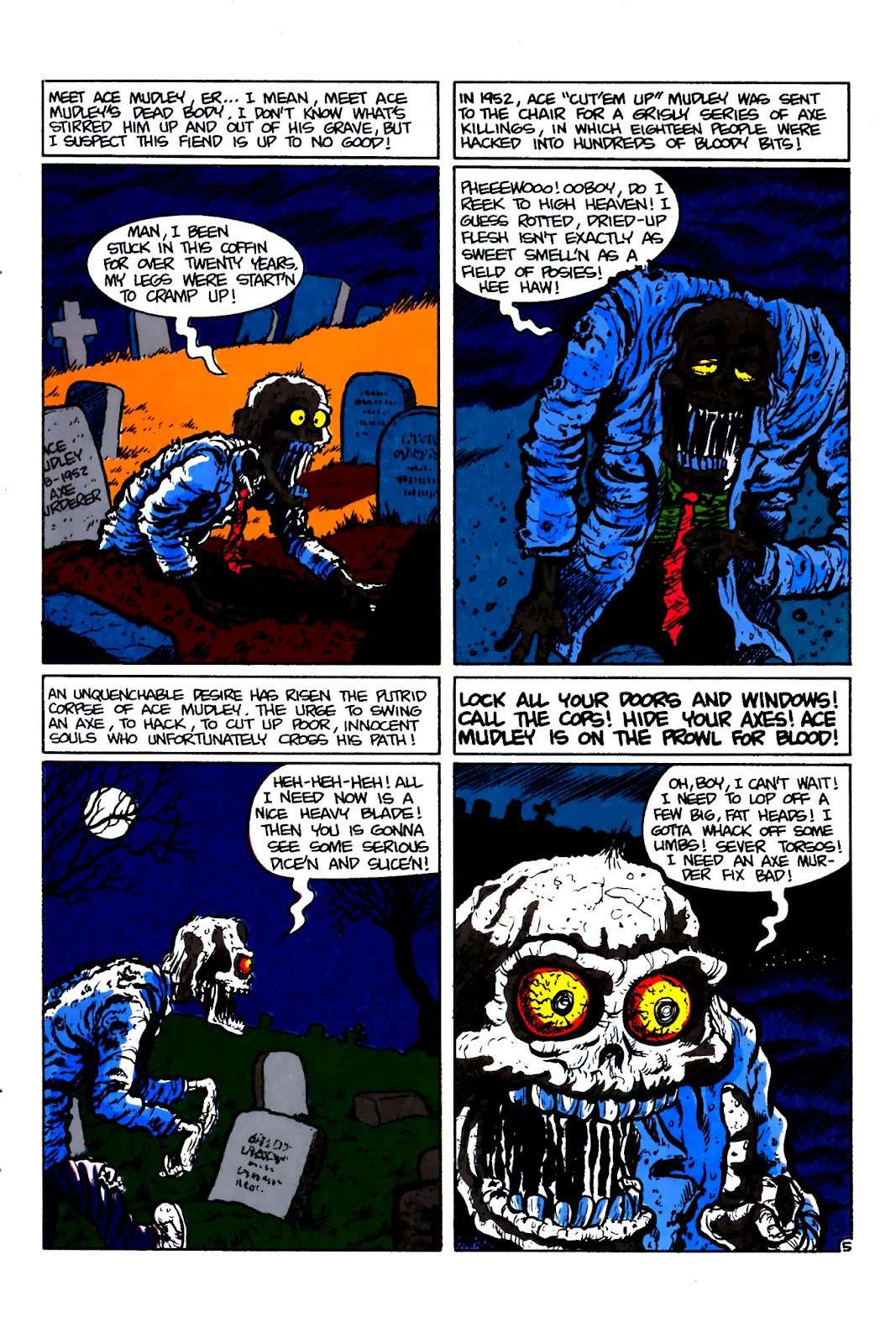 Ralph Snart Adventures (1988) issue 16 - Page 7