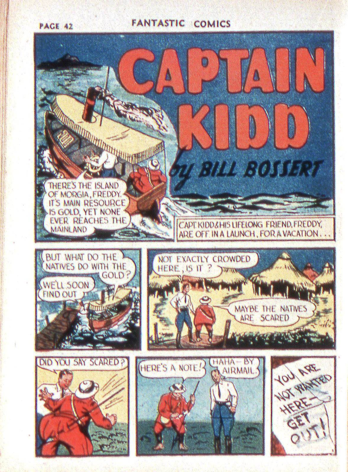 Read online Fantastic Comics comic -  Issue #2 - 43