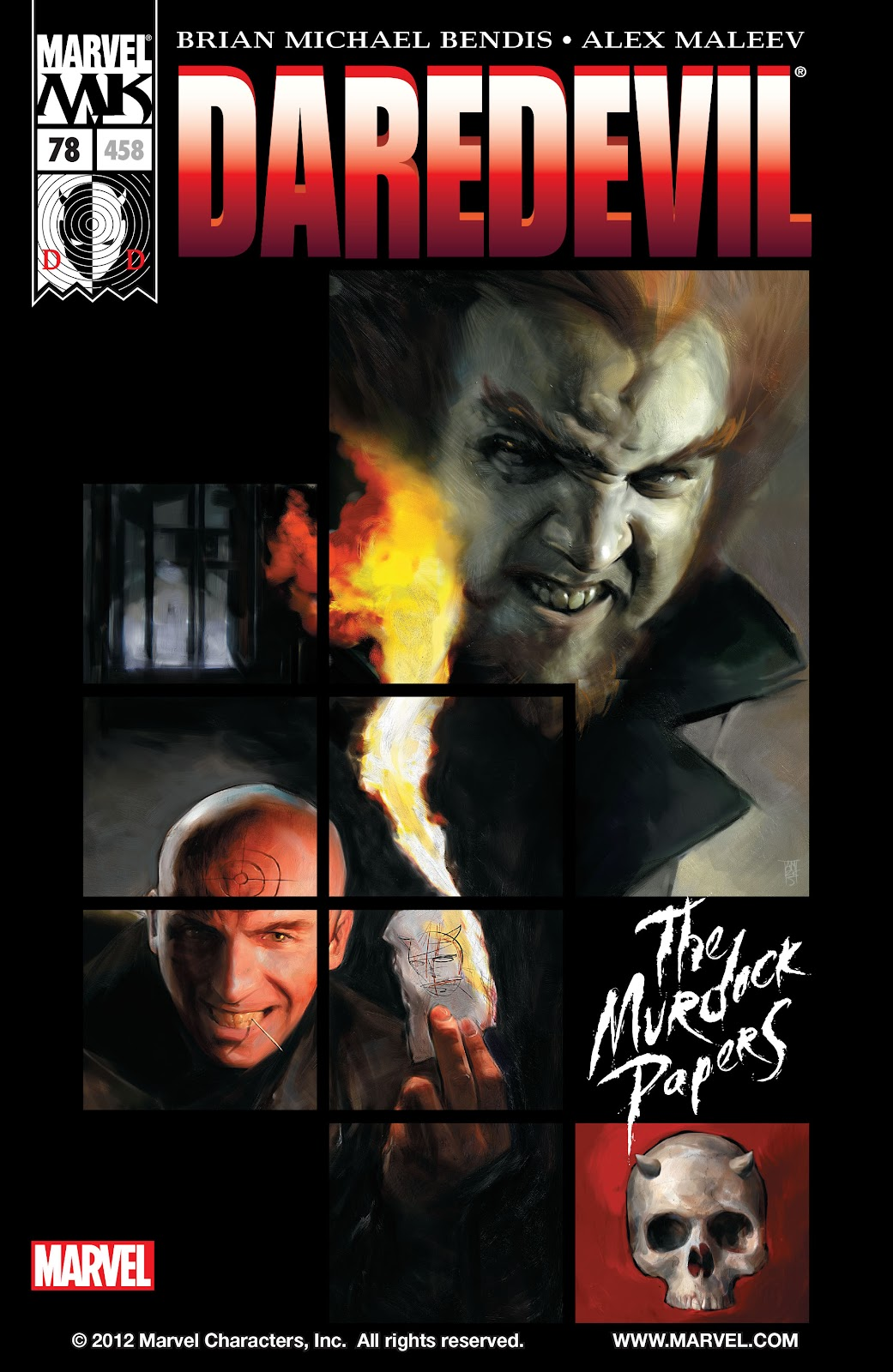 Read online Daredevil (1998) comic -  Issue # _Ultimate_Collection TPB 3 (Part 3) - 66