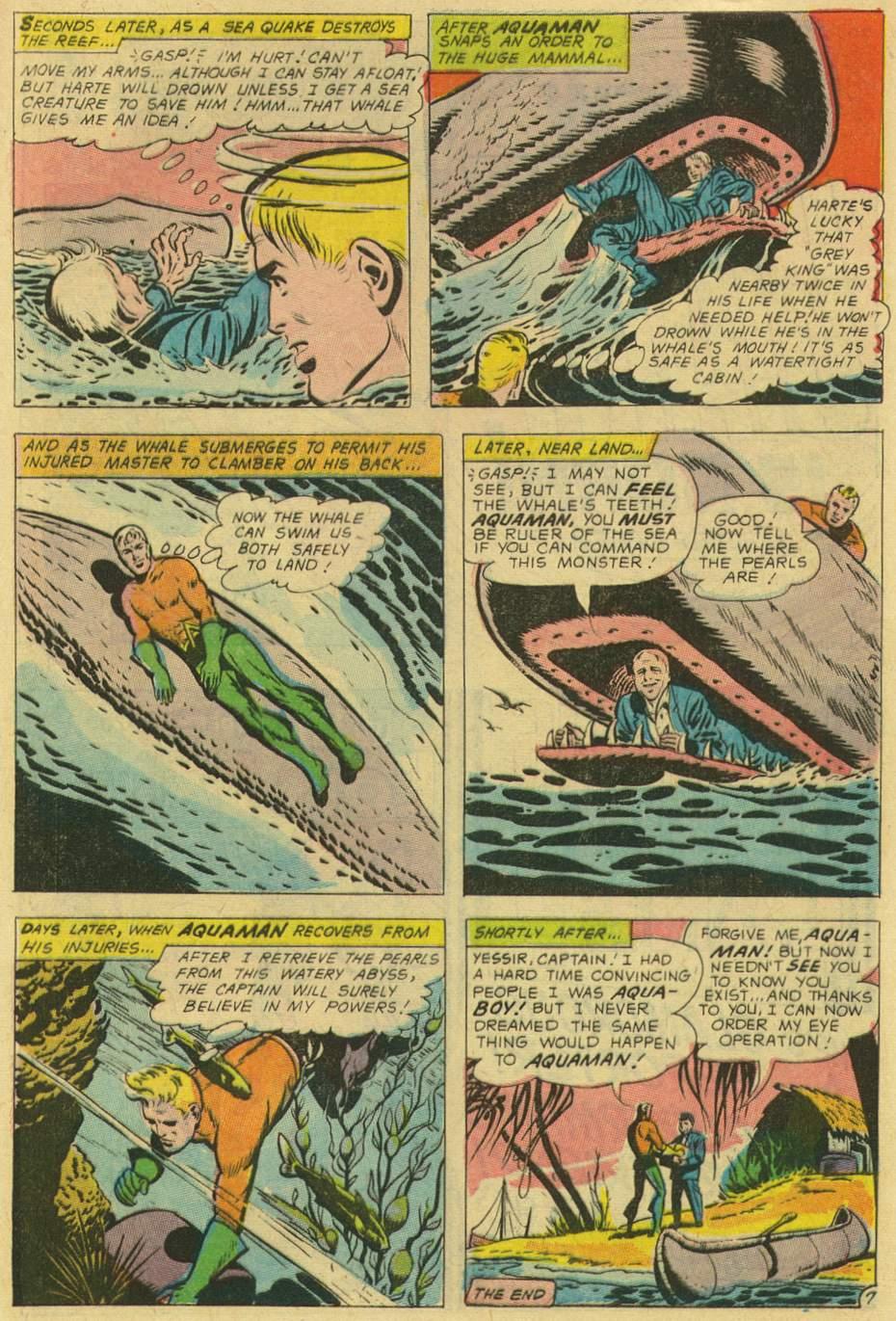 Read online Aquaman (1962) comic -  Issue #47 - 31