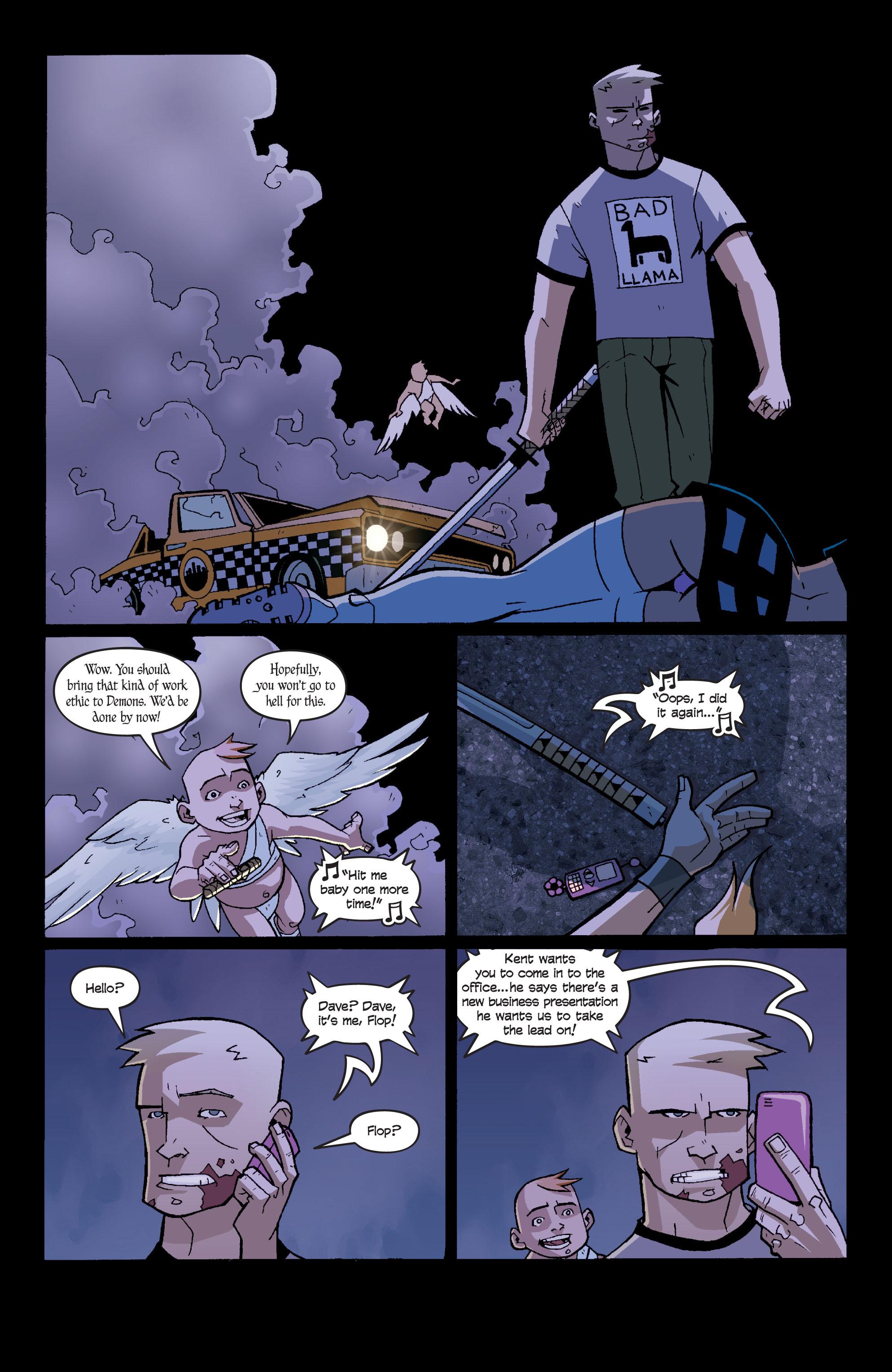 Read online Killer Of Demons comic -  Issue #2 - 34