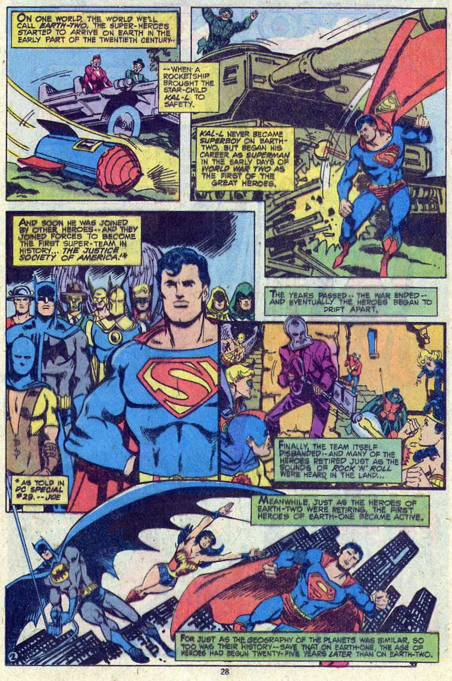 Read online Adventure Comics (1938) comic -  Issue #461 - 28