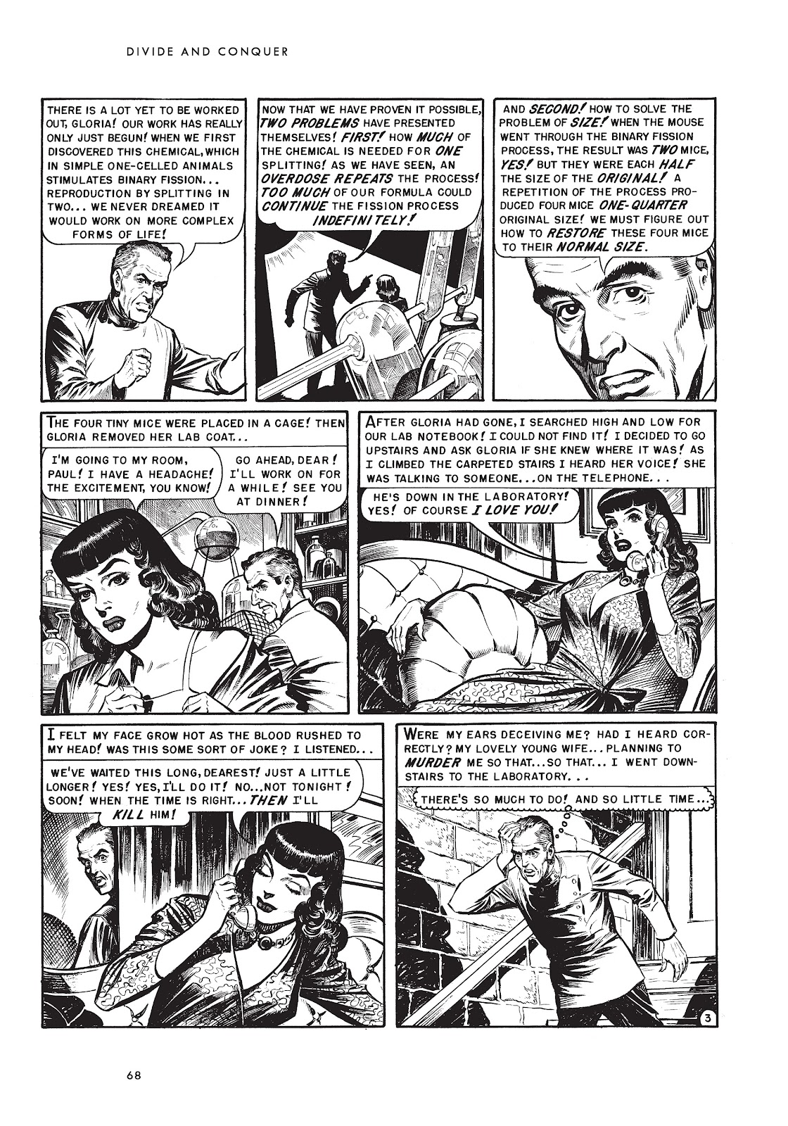Read online The Martian Monster and Other Stories comic -  Issue # TPB (Part 1) - 83
