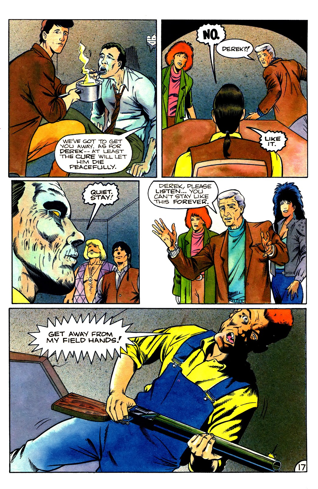 Fright Night issue 20 - Page 21