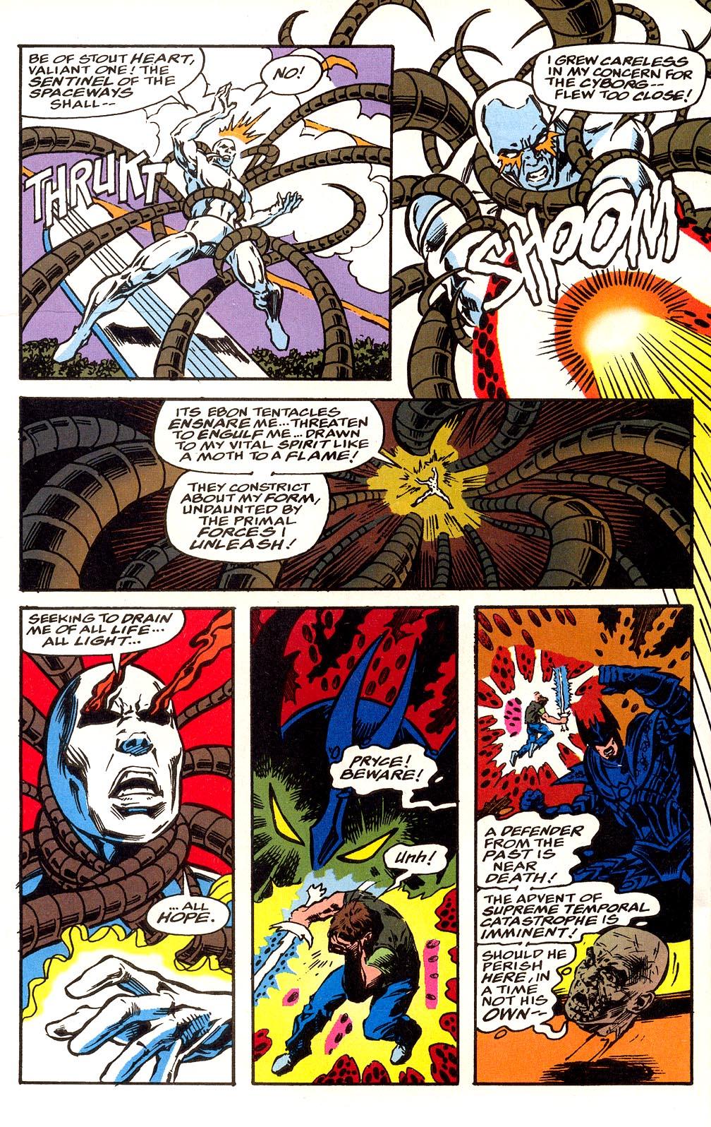 Read online Secret Defenders comic -  Issue #25 - 24