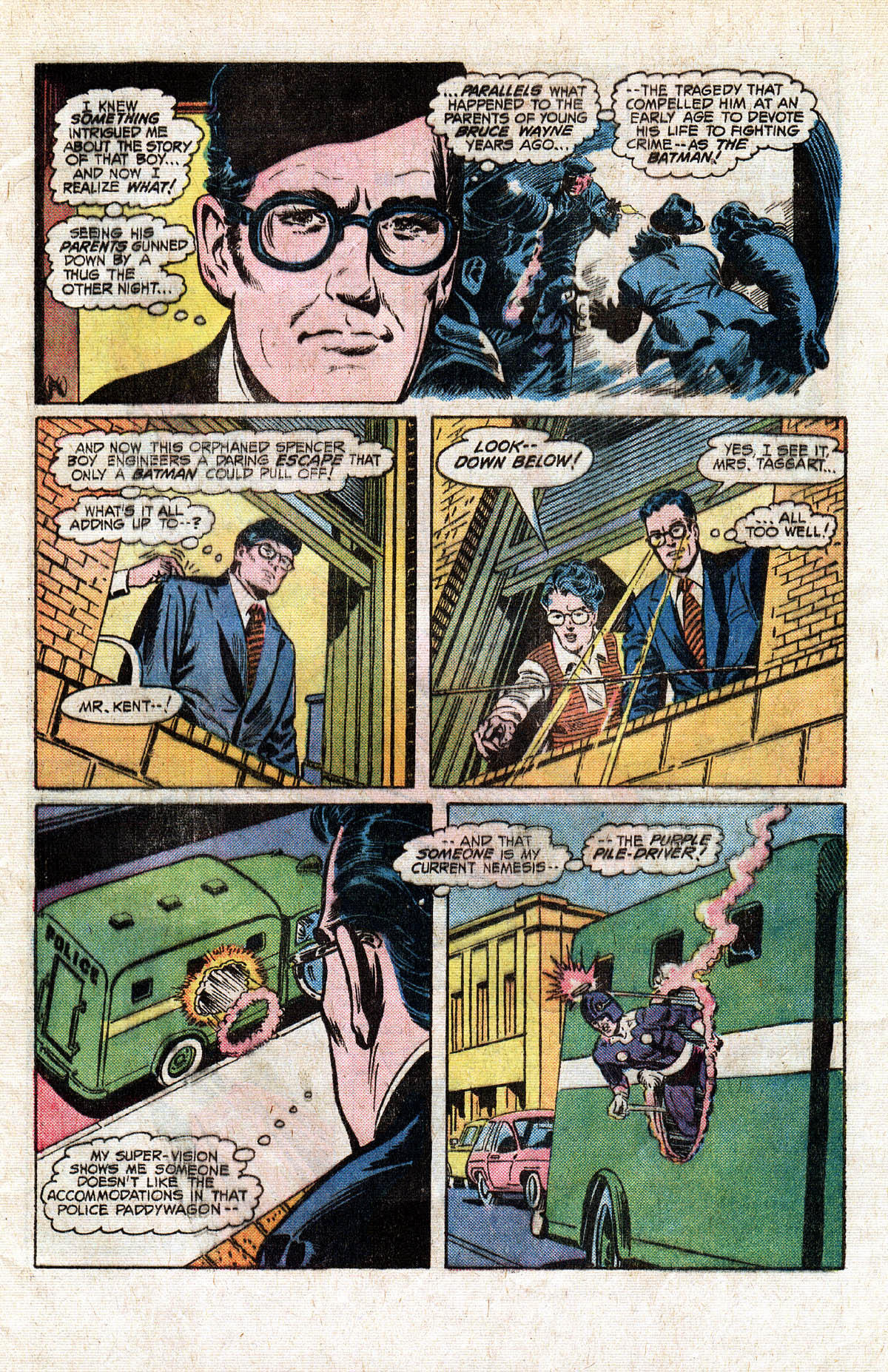 Read online Action Comics (1938) comic -  Issue #464 - 9