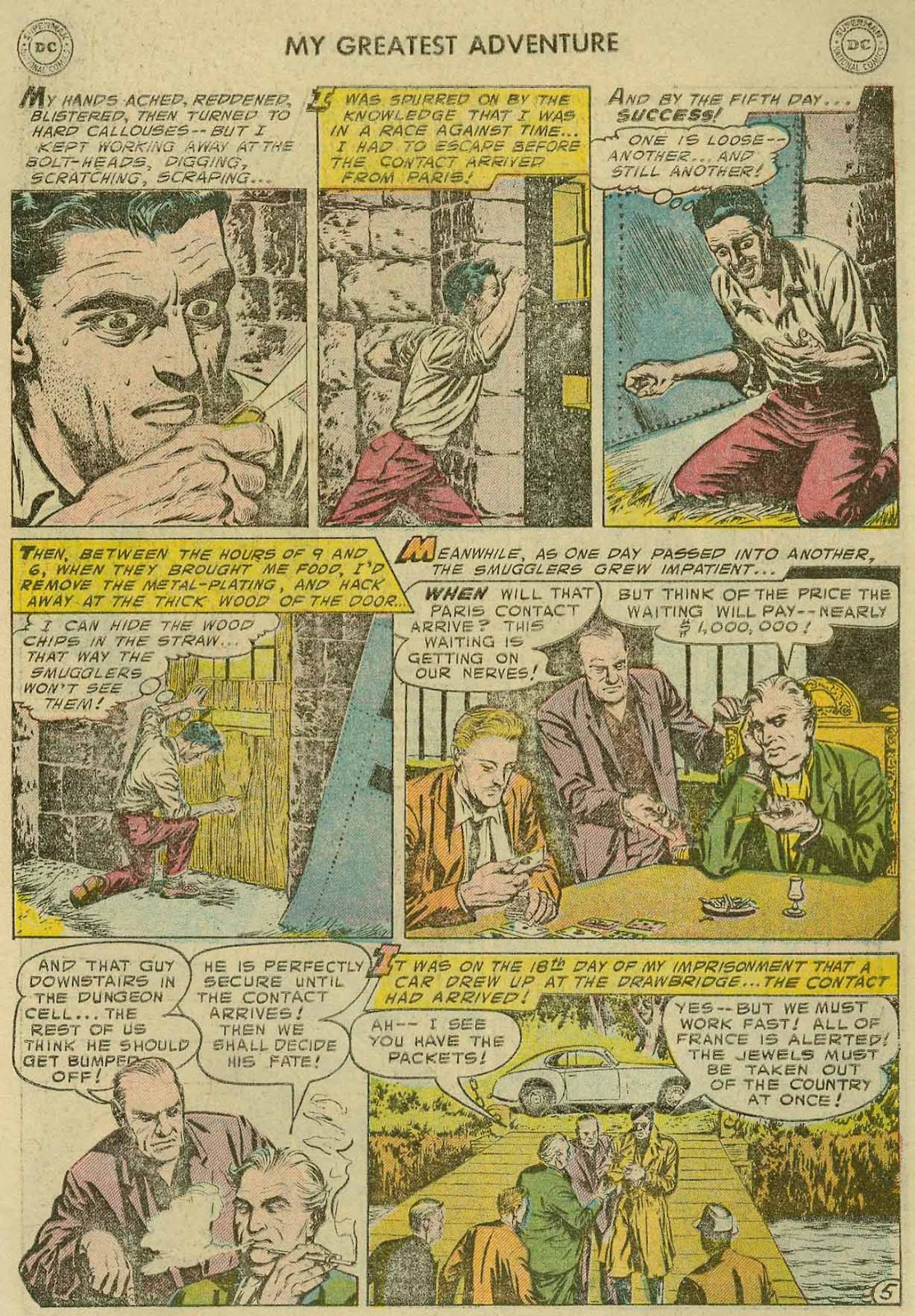 My Greatest Adventure (1955) issue 5 - Page 7