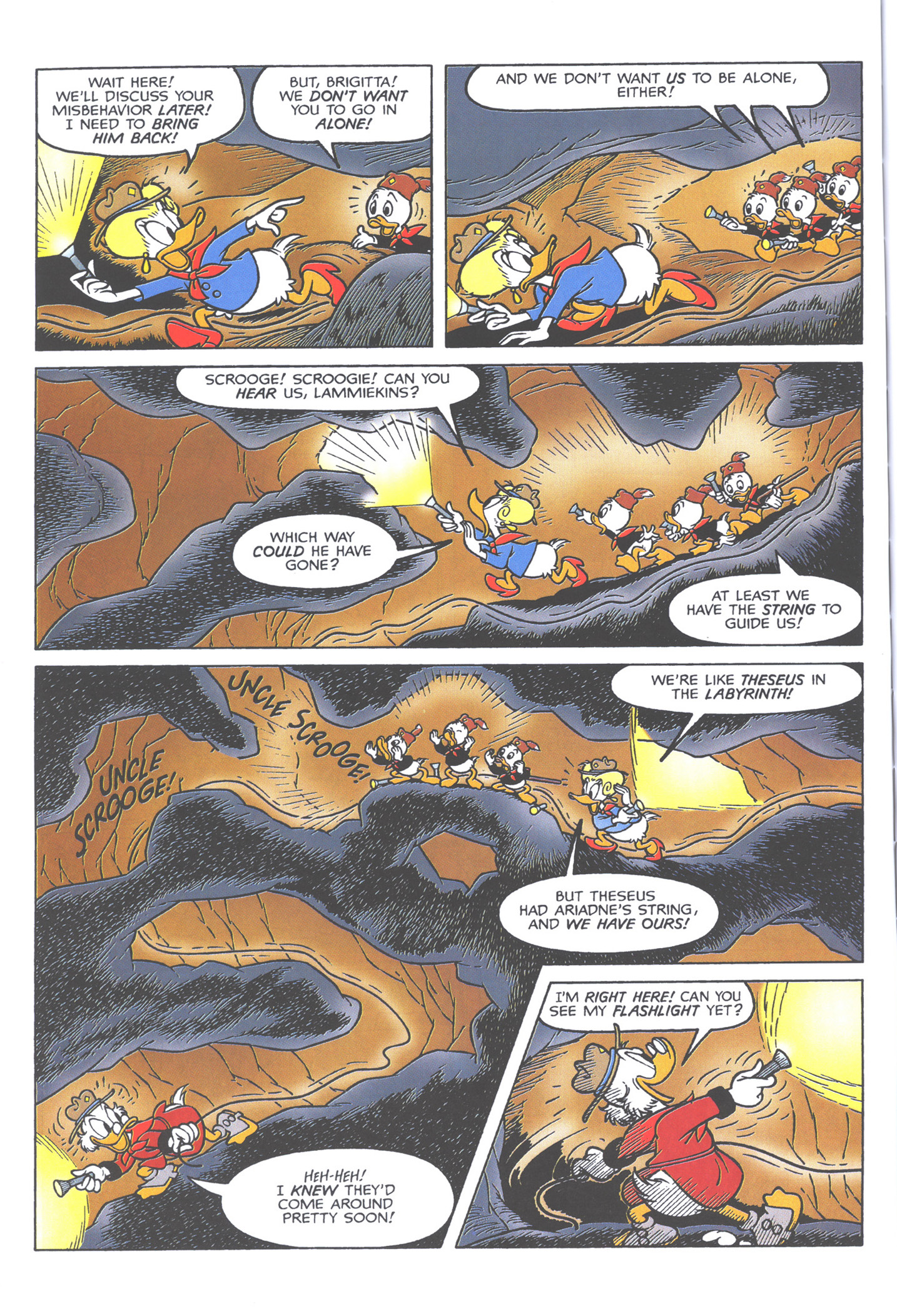 Read online Uncle Scrooge (1953) comic -  Issue #362 - 62