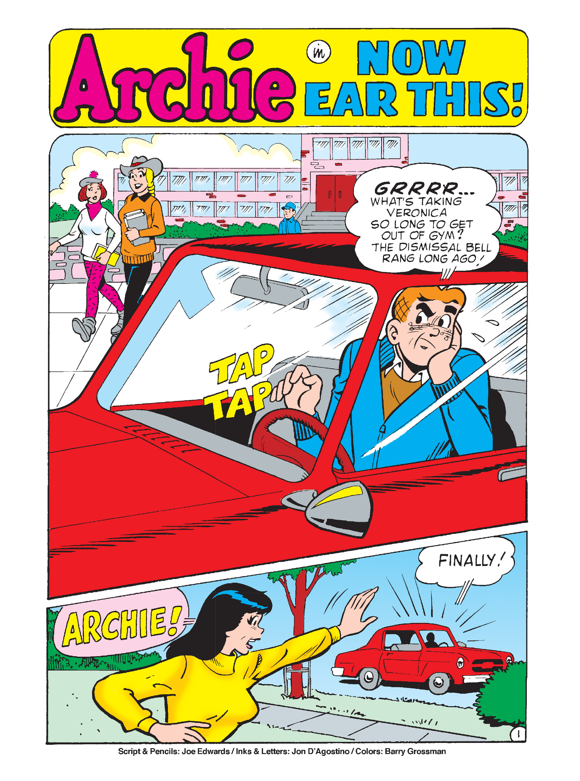 Read online Archie's Funhouse Double Digest comic -  Issue #10 - 94
