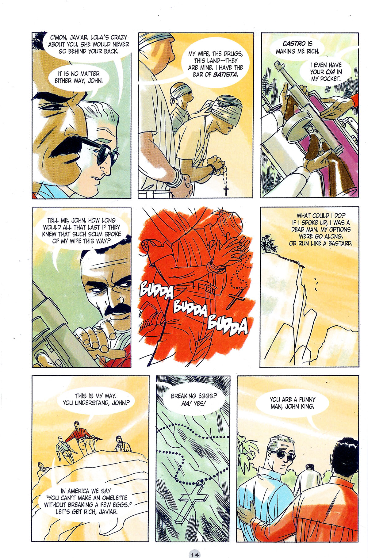 Read online Solo (2004) comic -  Issue #5 - 15