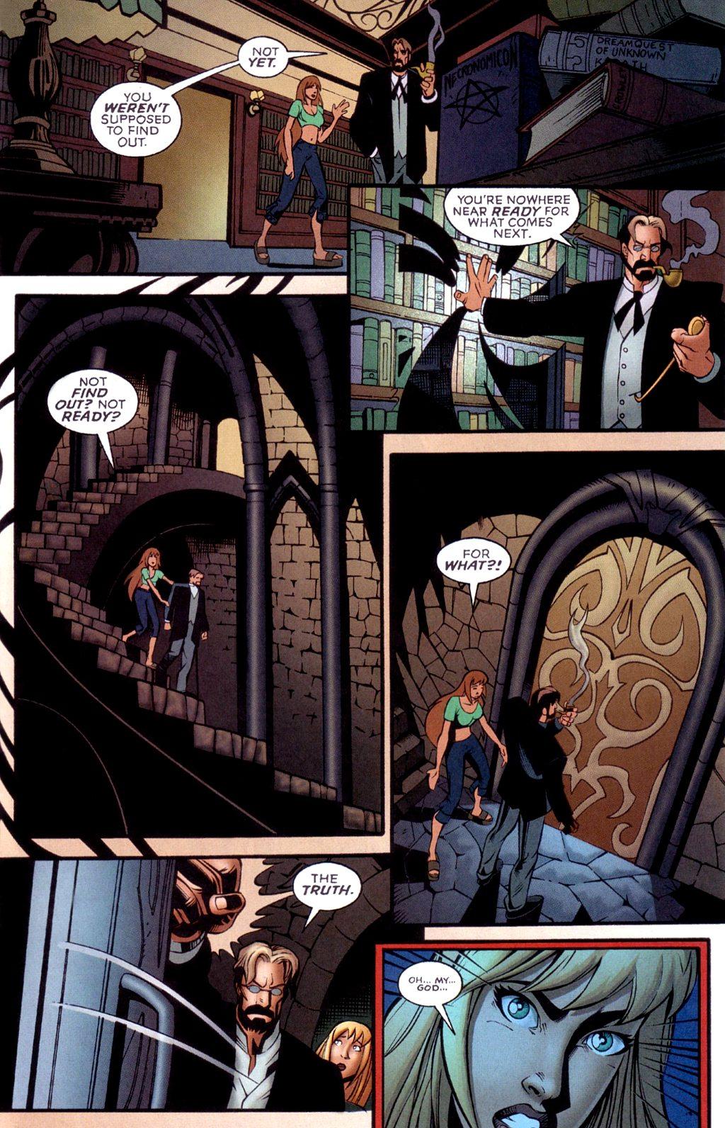 Read online Jezebelle comic -  Issue #1 - 21