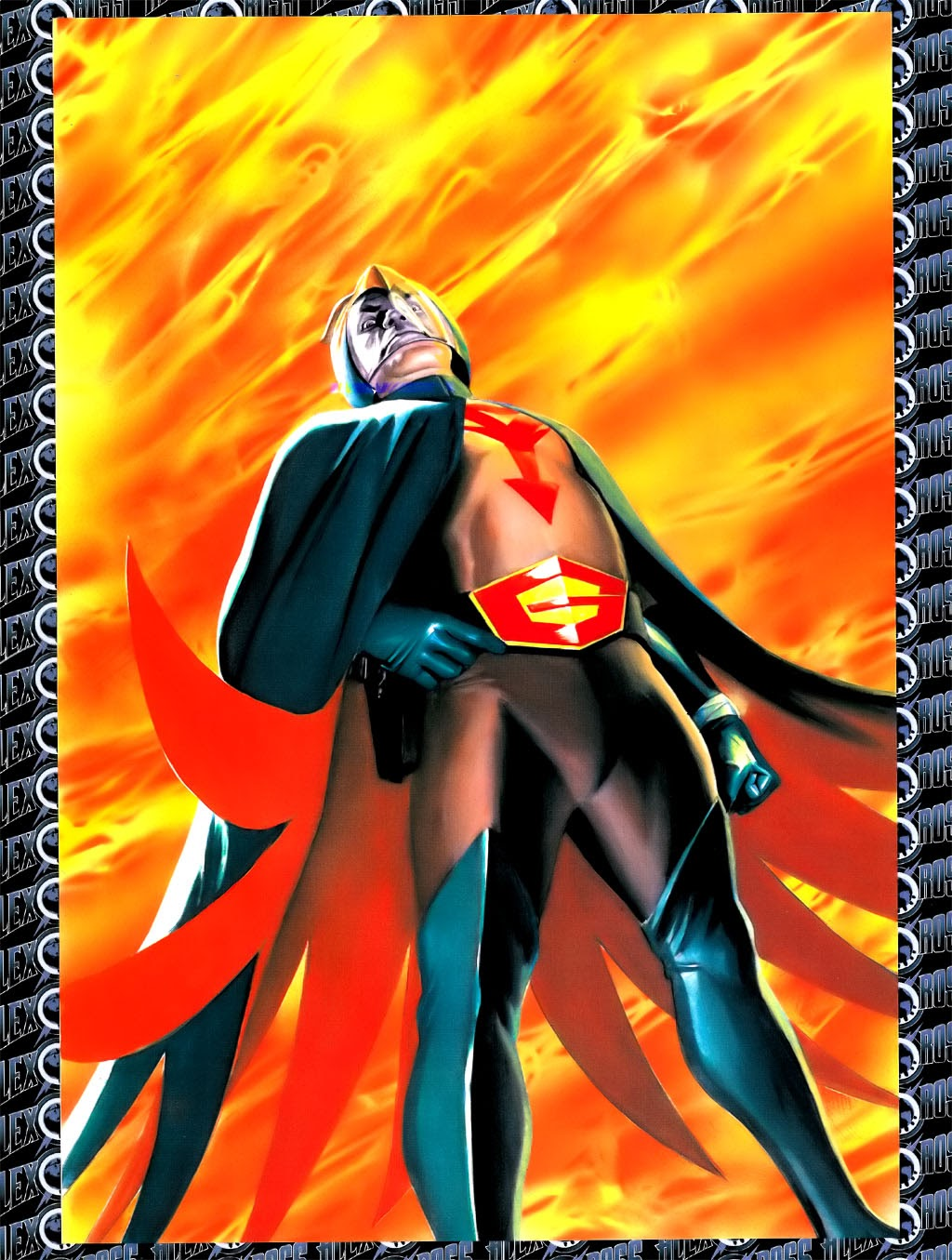 Read online Alex Ross: Battle of the Planets Artbook comic -  Issue # Full - 25