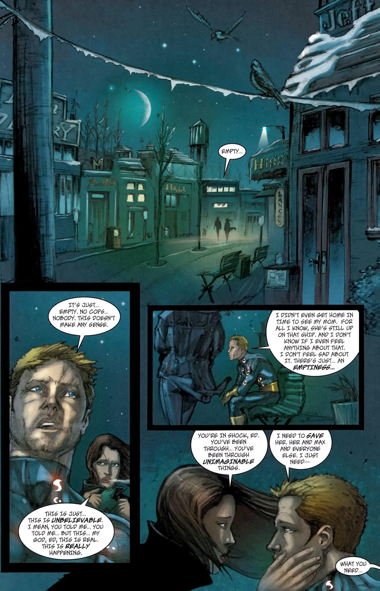Read online Phoenix comic -  Issue #2 - 18