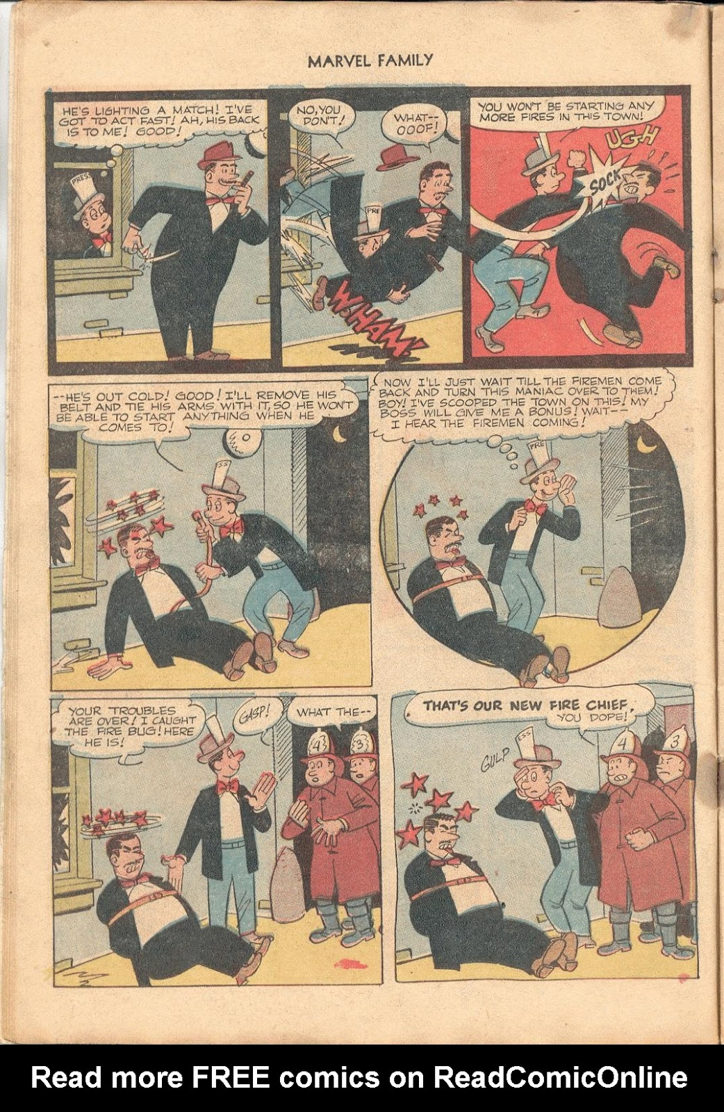 The Marvel Family issue 88 - Page 14