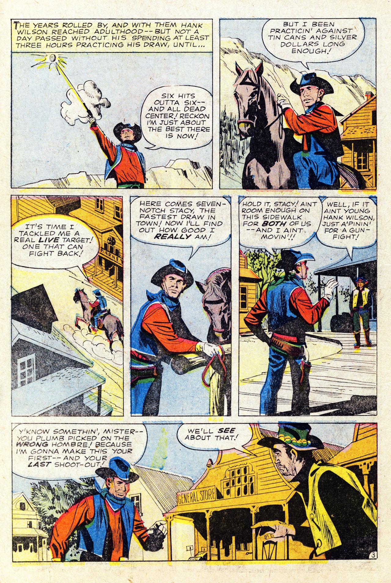 Read online Two-Gun Kid comic -  Issue #64 - 22